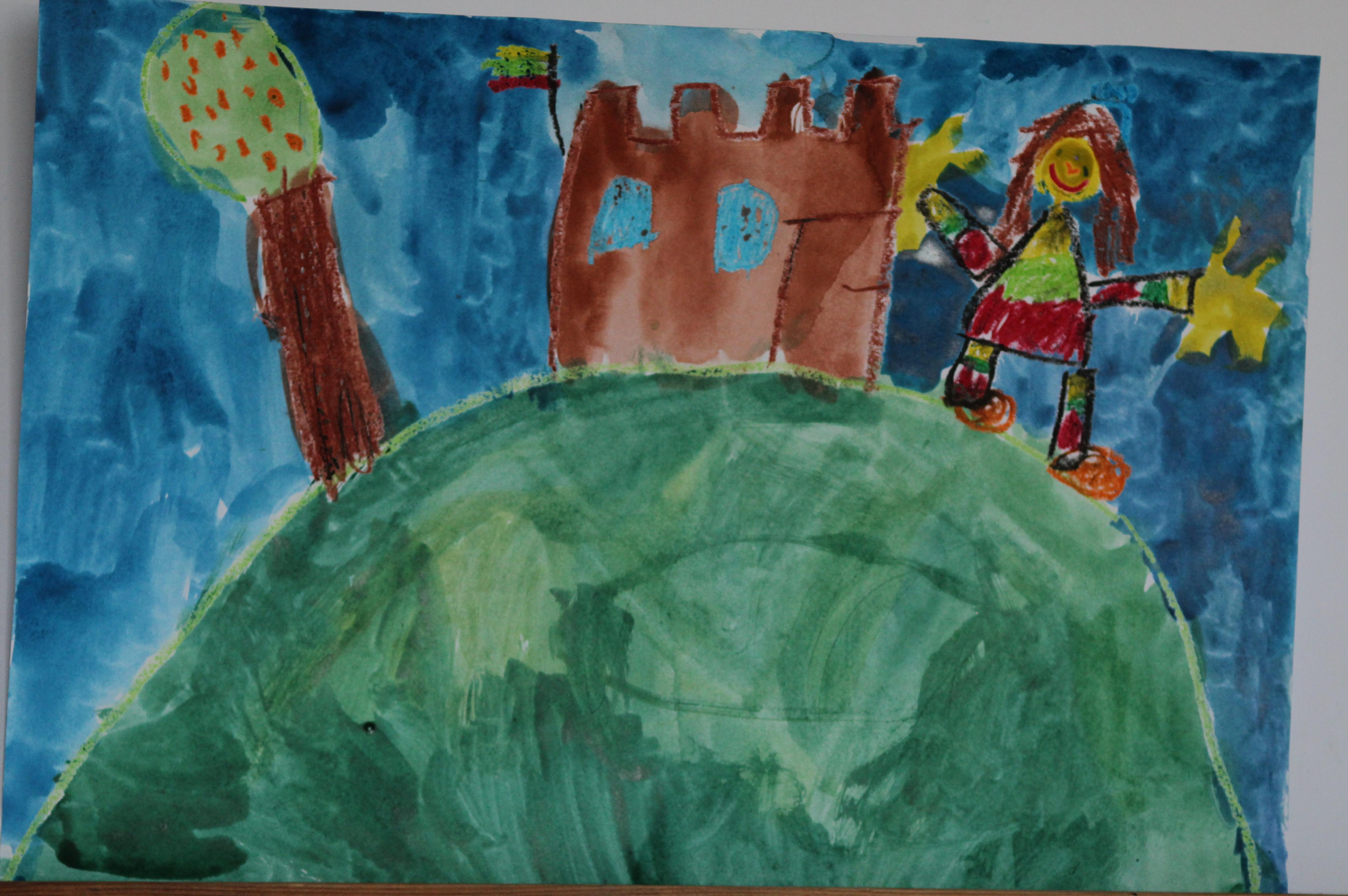 Agnė Budrikaitė, 6 metai, Klaipėda