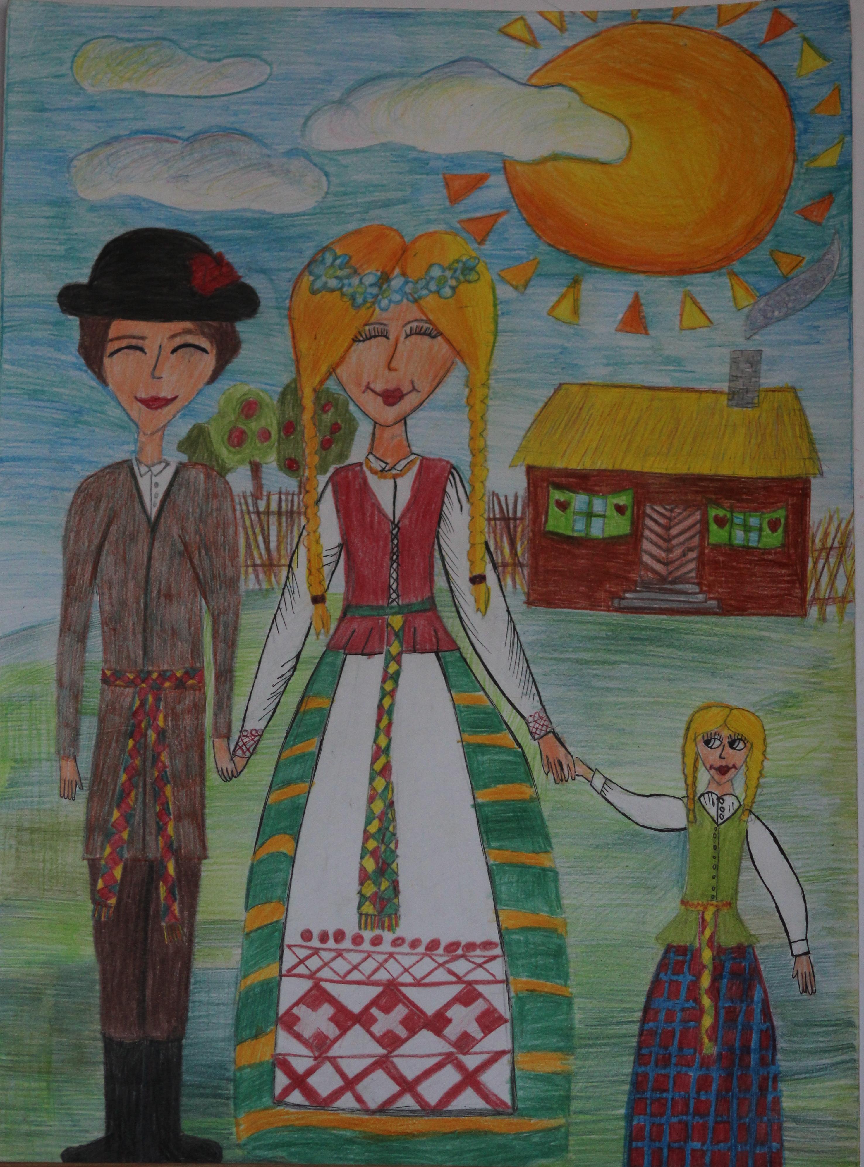 Agnė Zikaitė, 11 metų, Kelmės raj., Tytuvėnai