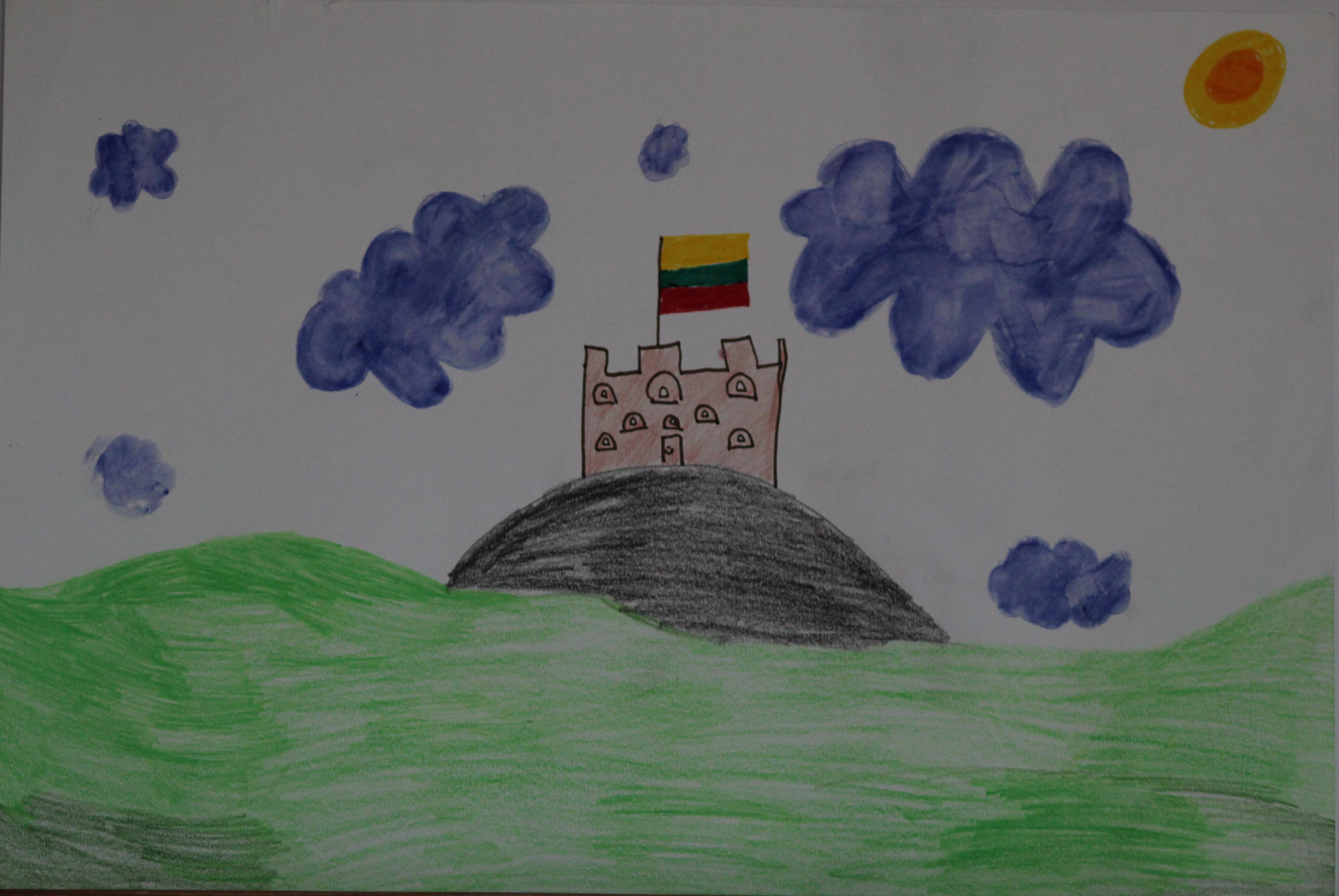 Arina Matvejeva, 10 metų, Klaipėda