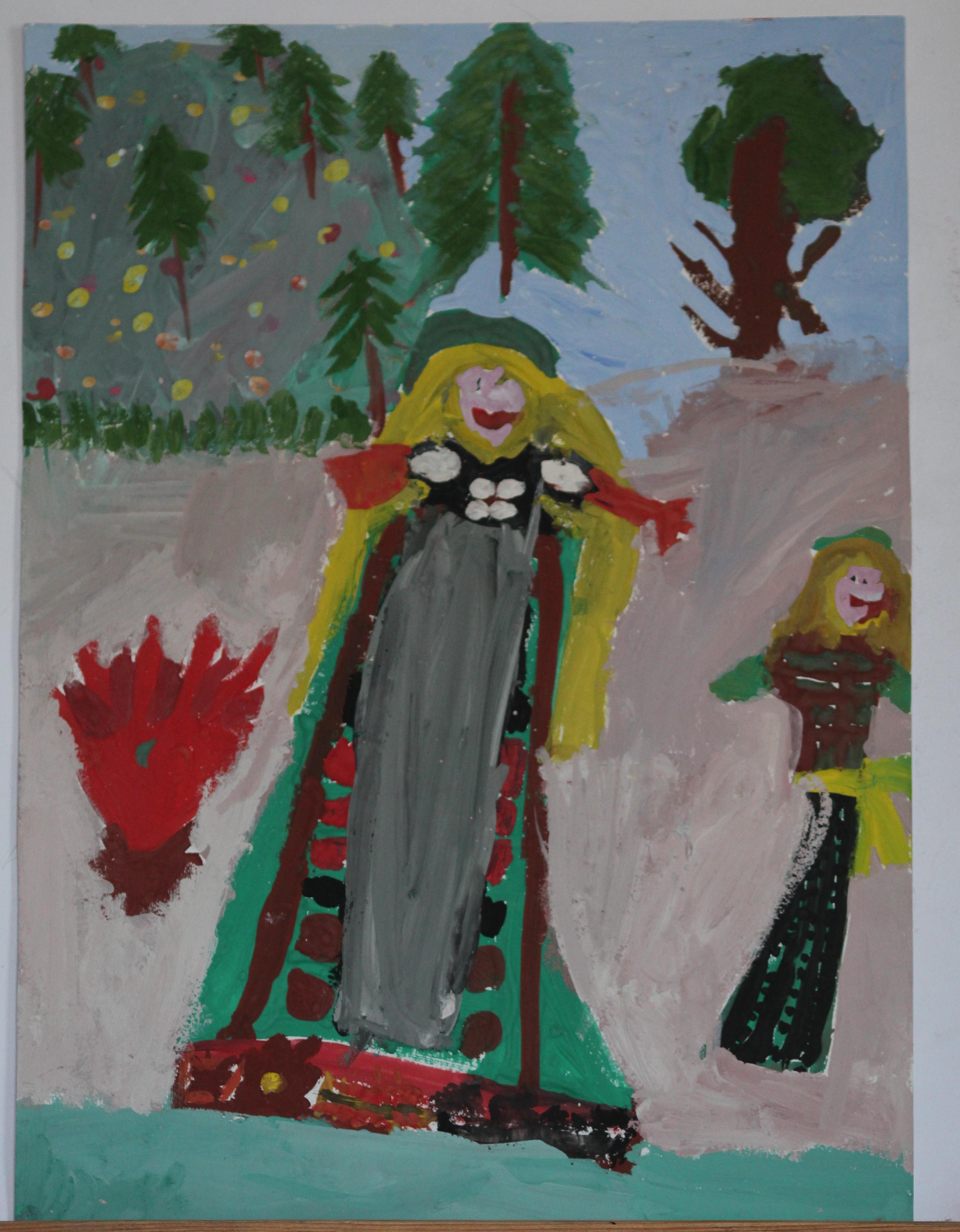 Danielė Ketlerytė, 6 metai, Klaipėda