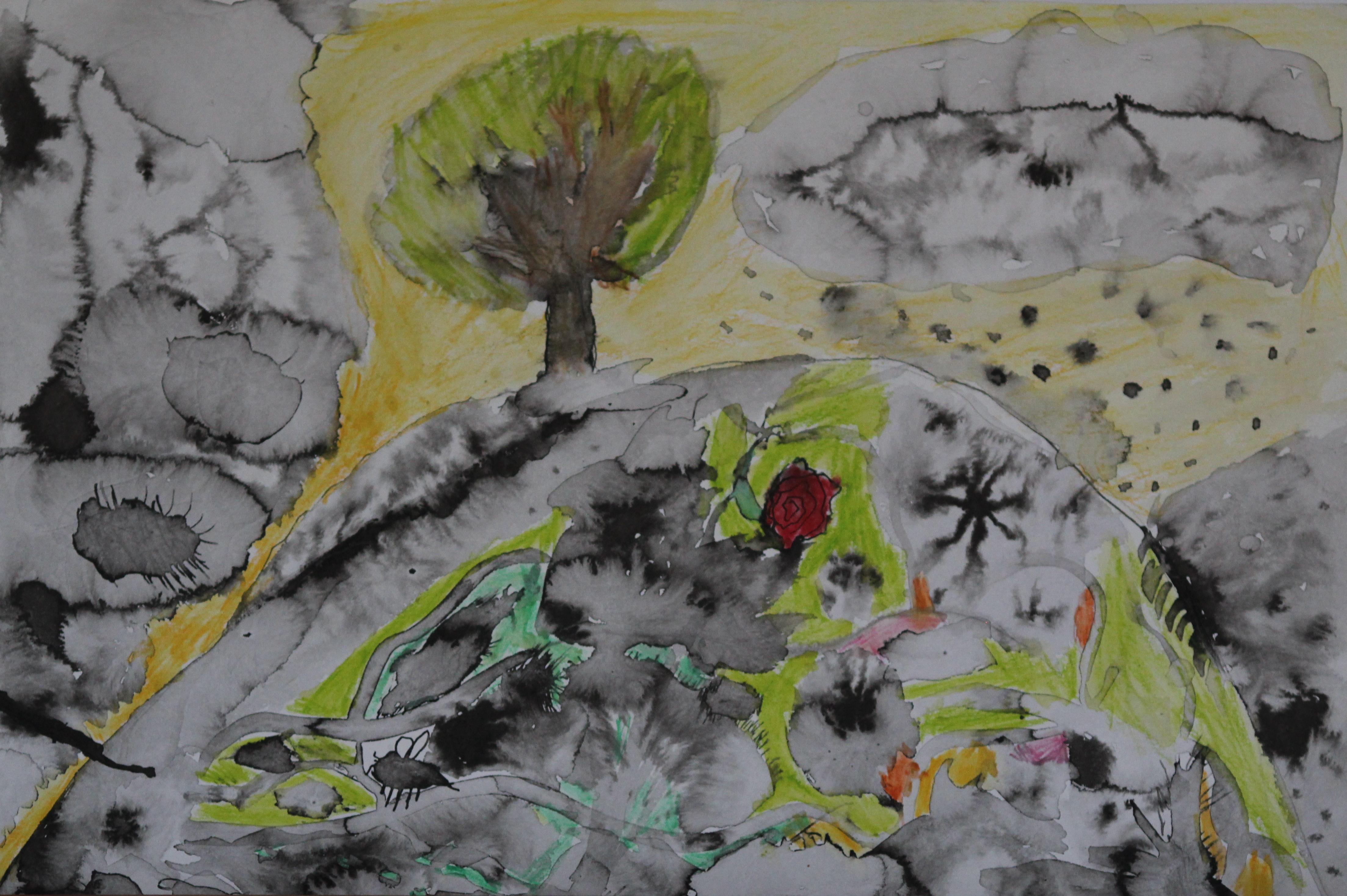 Elena Abrutytė, 9 metai, Plungės raj., Plateliai