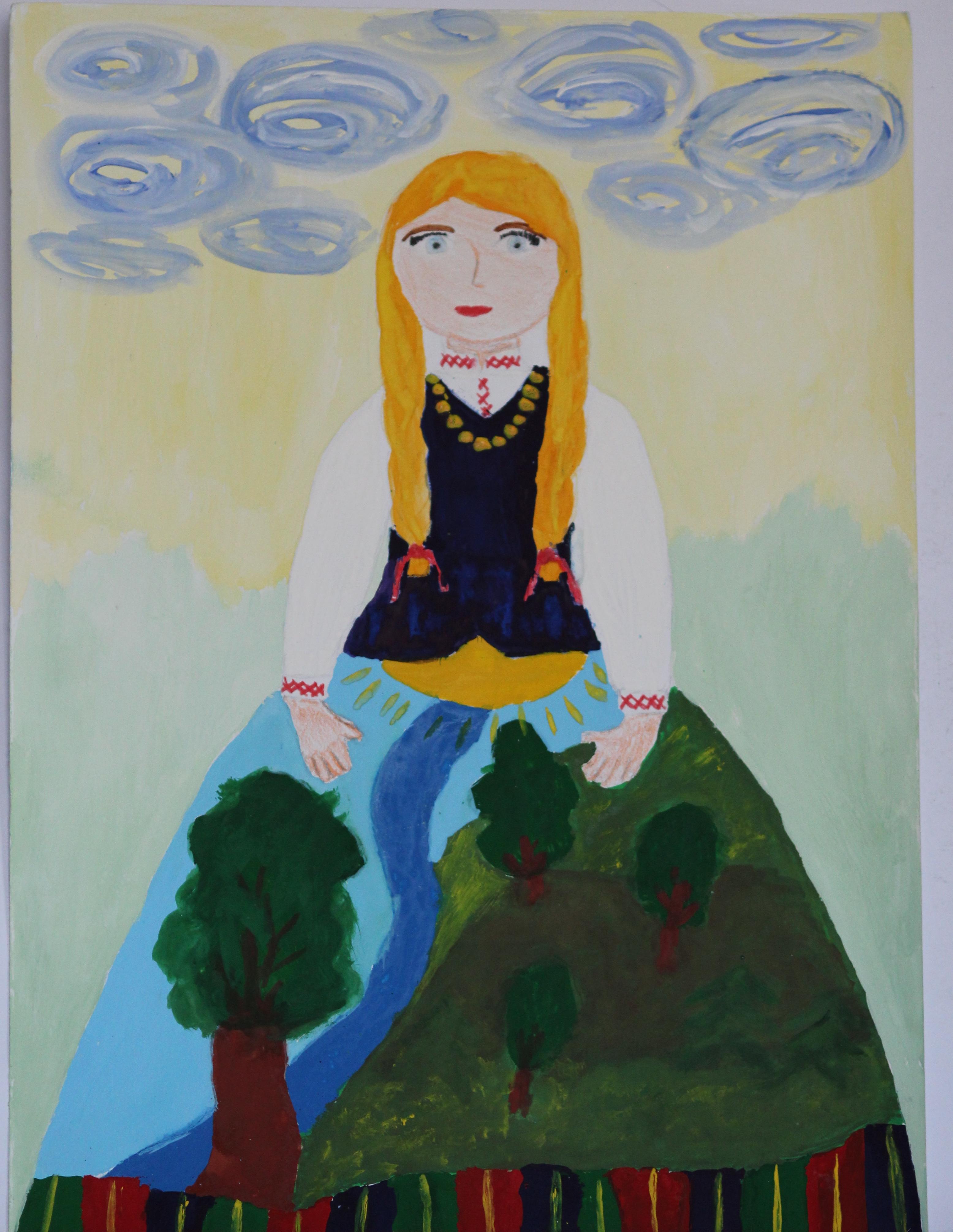 Ema Degimaitė, 10 metų, Kūlupėnai