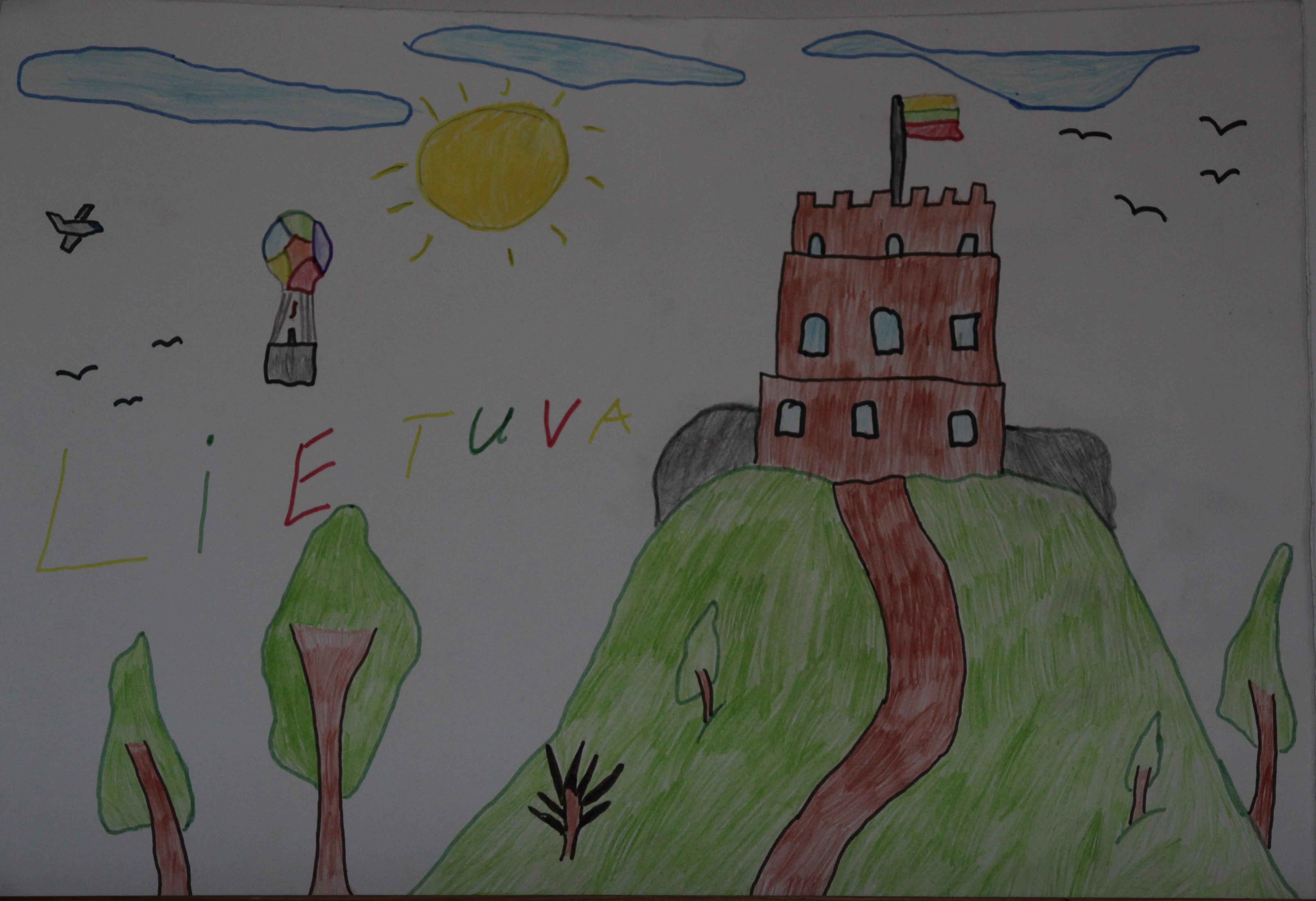 Emilija Norvidaitė, 9 metai, Klaipėda