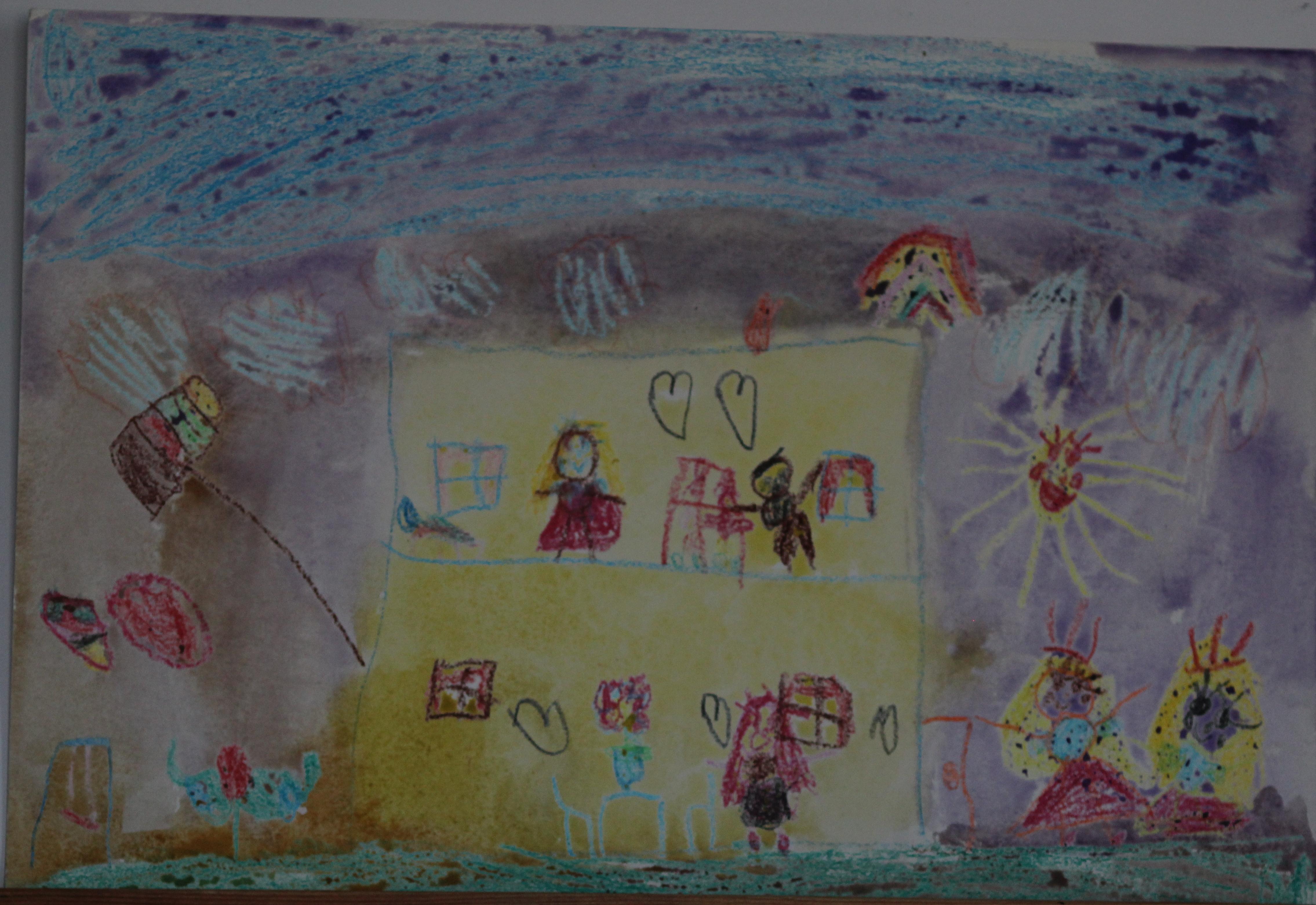 Gabija Molnikaitė, 6 metai, Šiauliai