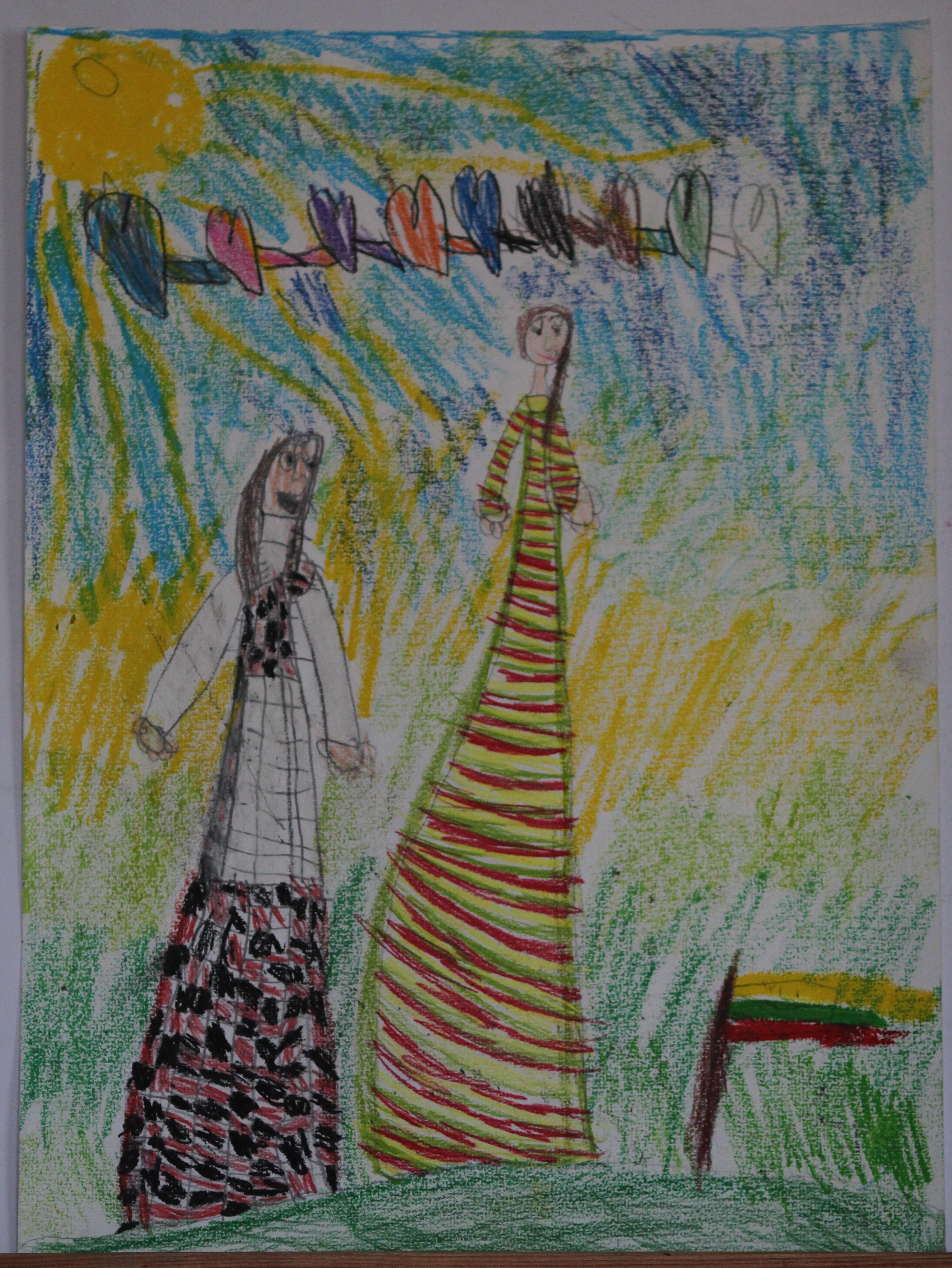 Gabija Nejytė, 6 metai, Klaipėda