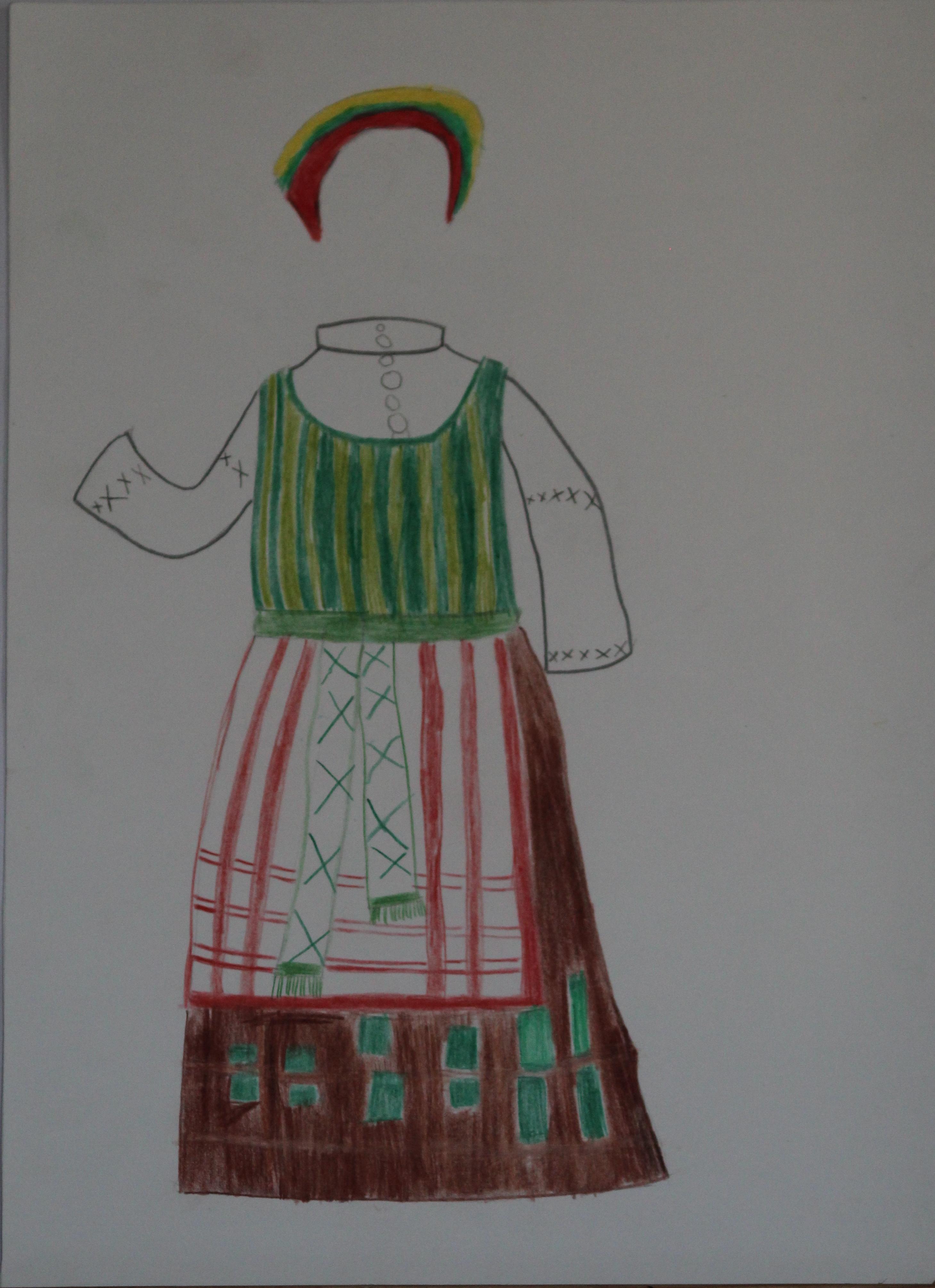 Gustė Deimantaitė, 5 metai, Akmenė