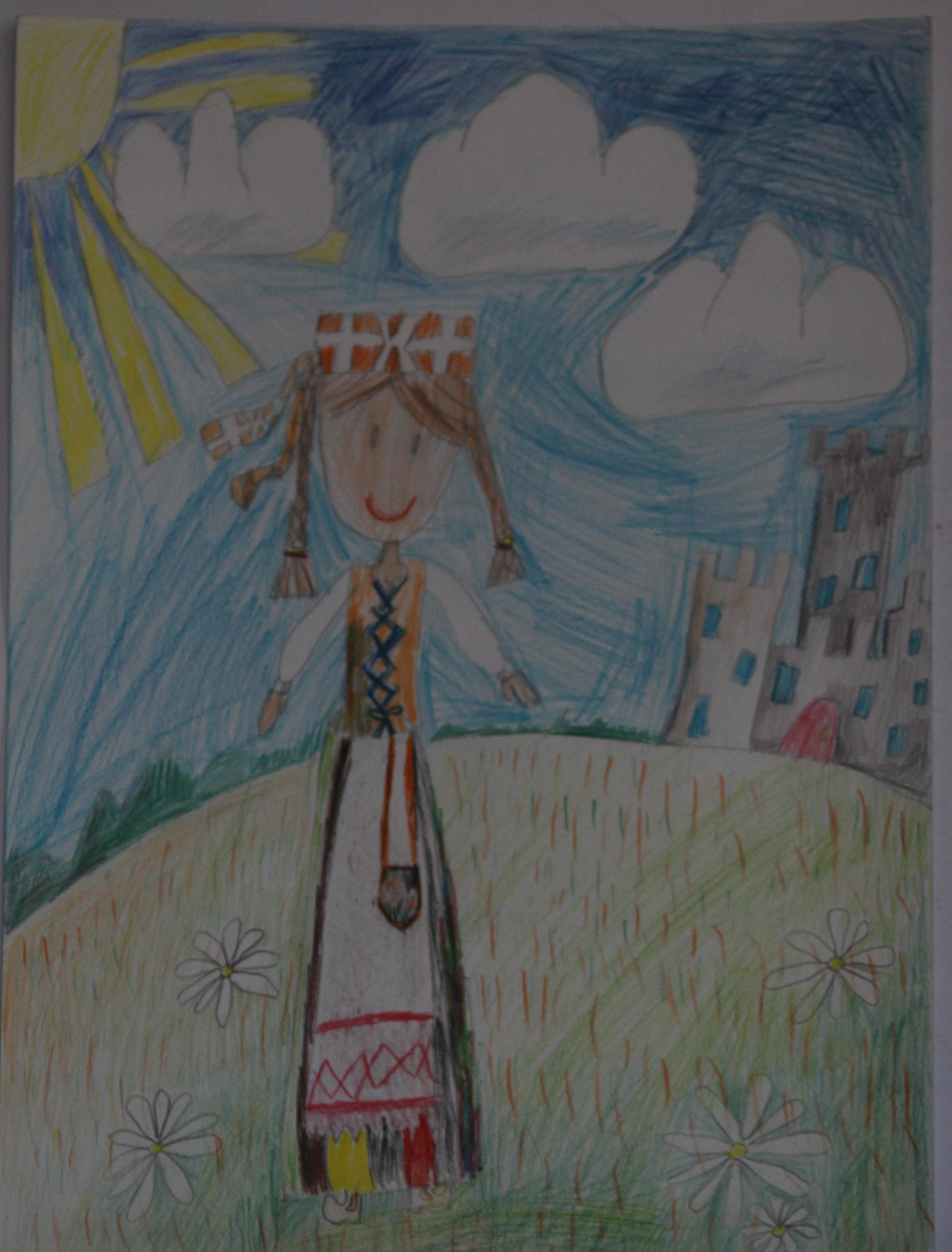 Ignė Ilginytė, 6 metai, Klaipėda