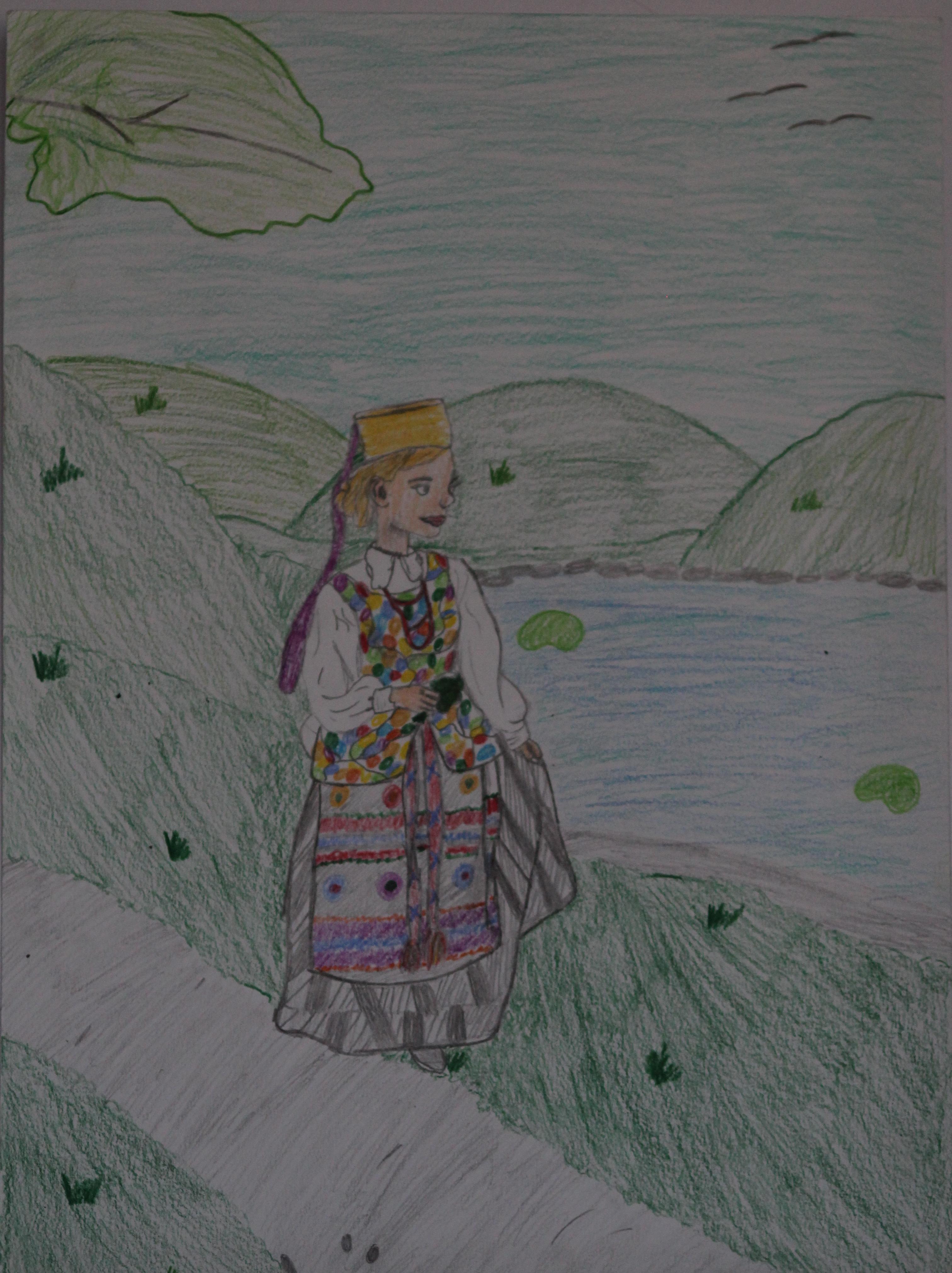 Indrė Rinkevičiūtė, 10 metų, Klaipėda