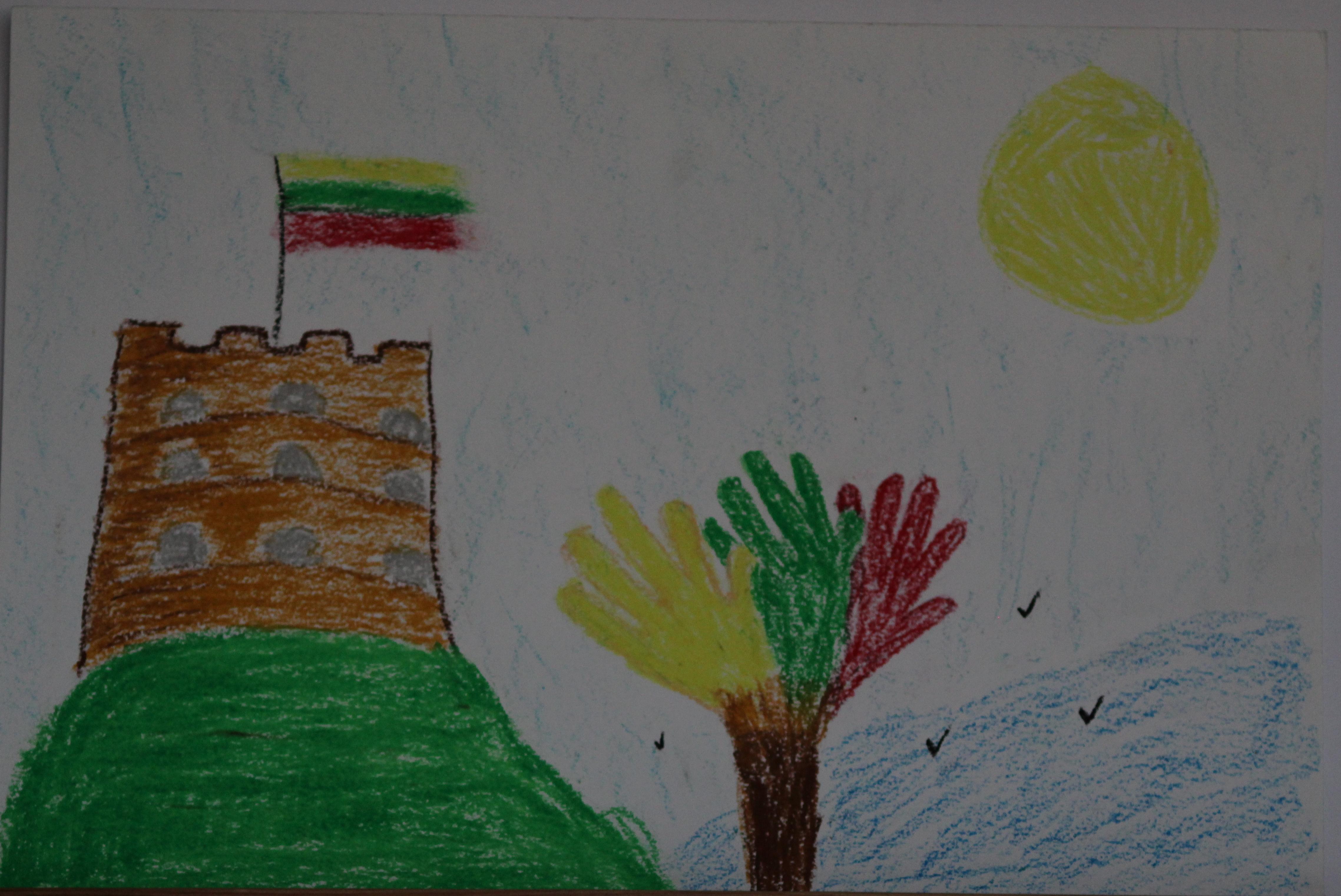 Jaroslava Ivanka Beleckaja - Rajenkova, 7 metai, Klaipėda