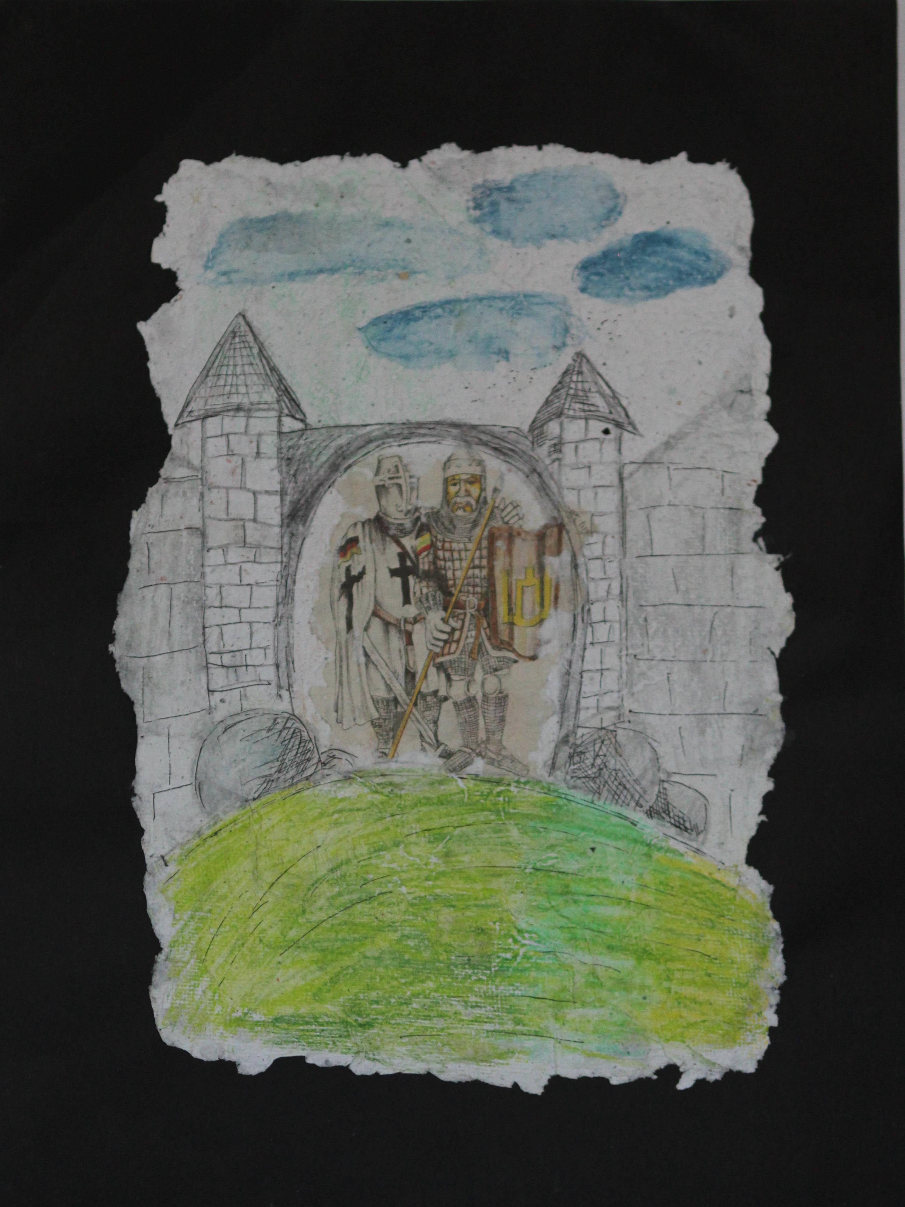 Julius Kavaliauskas, 10 metų, Plungės raj., Plateliai