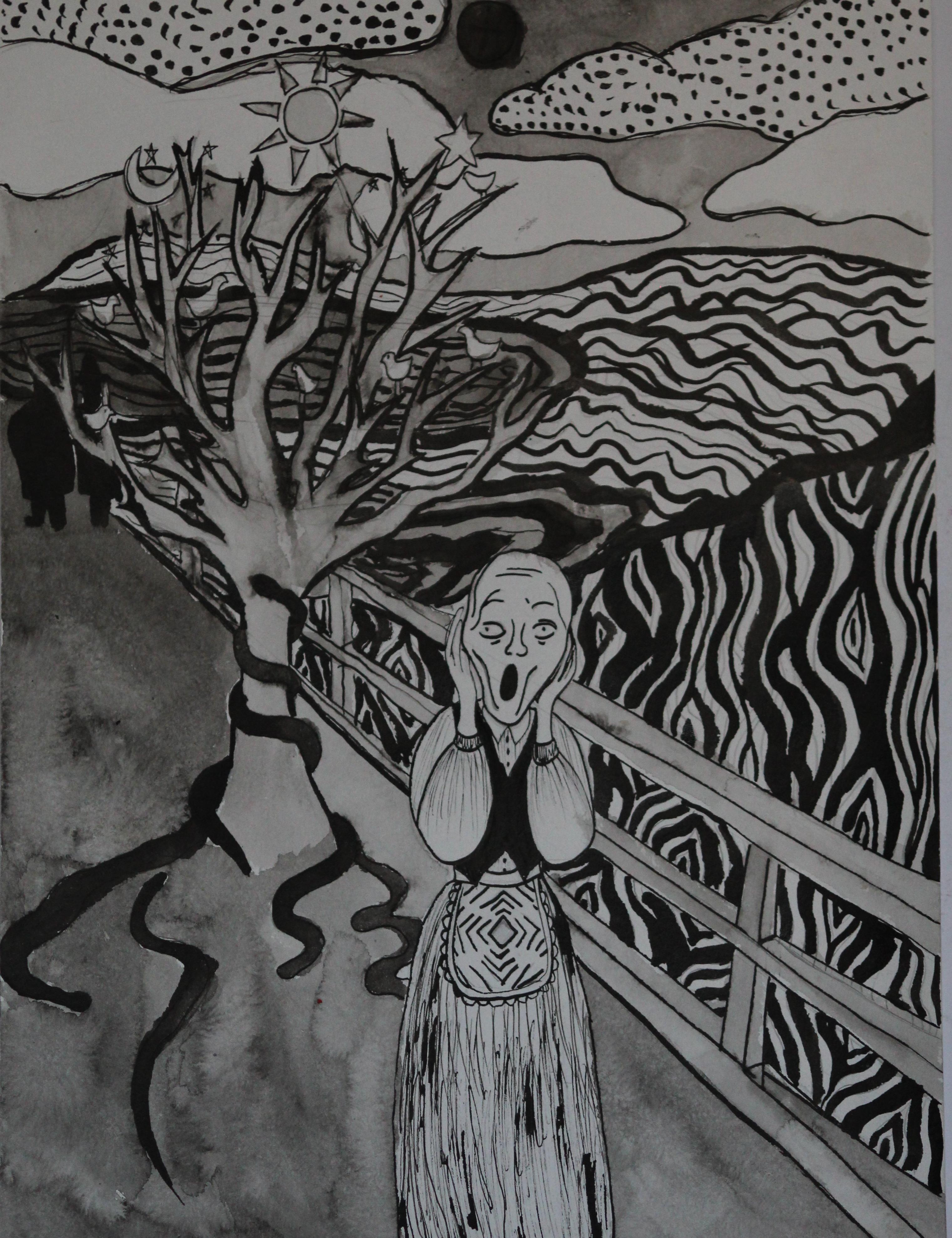 Karina Butavičiūtė, 15 metų, Pagėgiai
