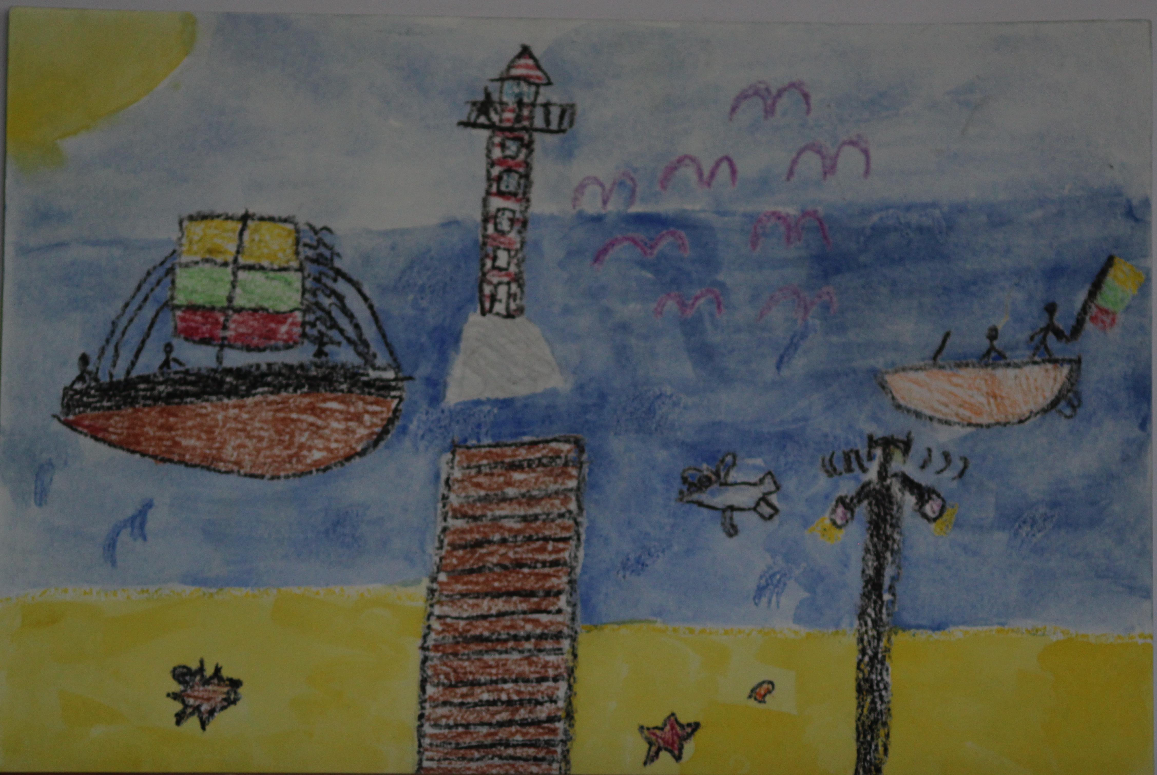Kasparas Stankus, 7 metai, Klaipėda