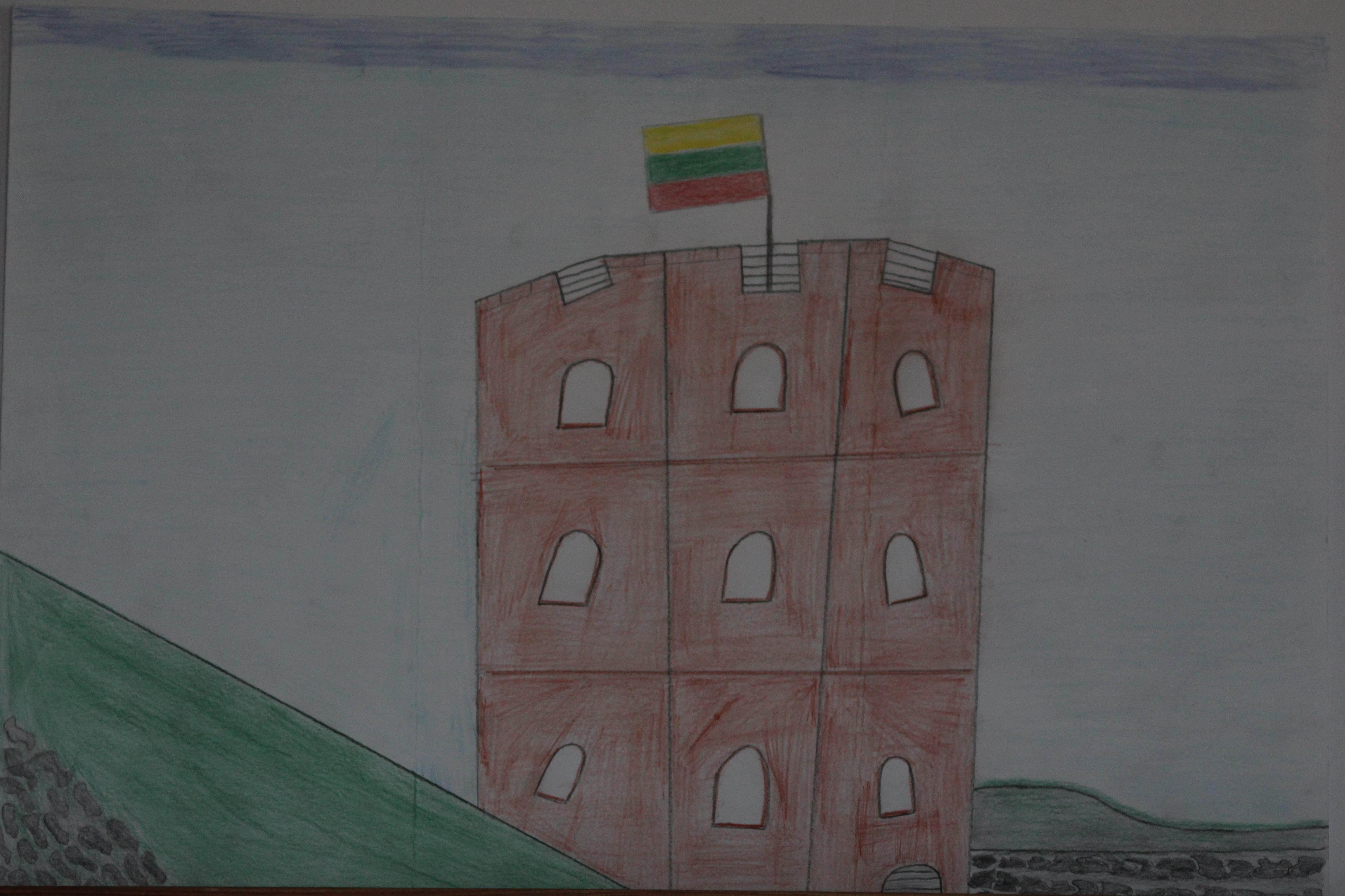 Konstantin Cybakov, 8 metai, Klaipėda