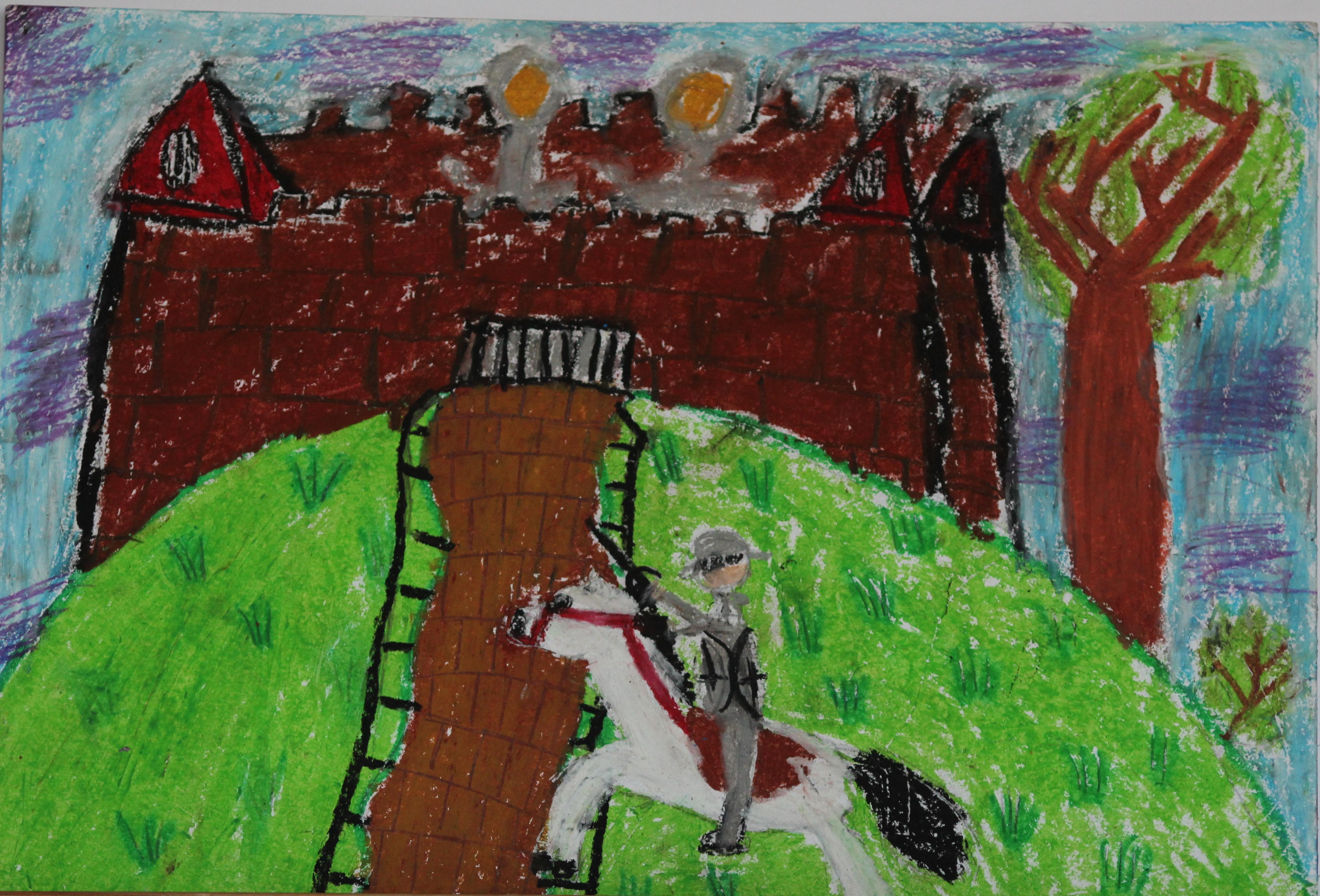 Liepa Malakauskaitė, 9 metai, Klaipėda