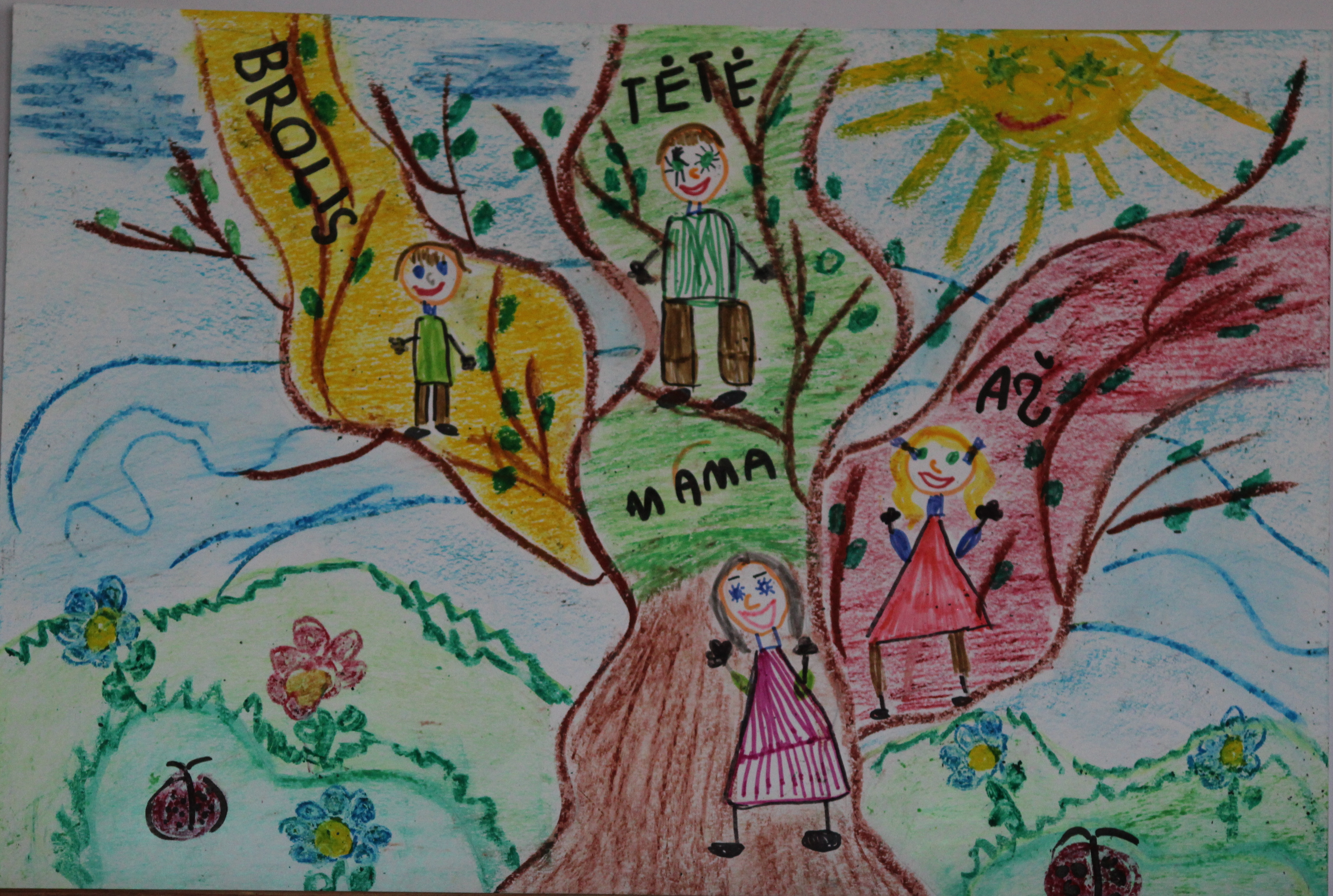 Luka Venckutė, 6 metai, Šilutė