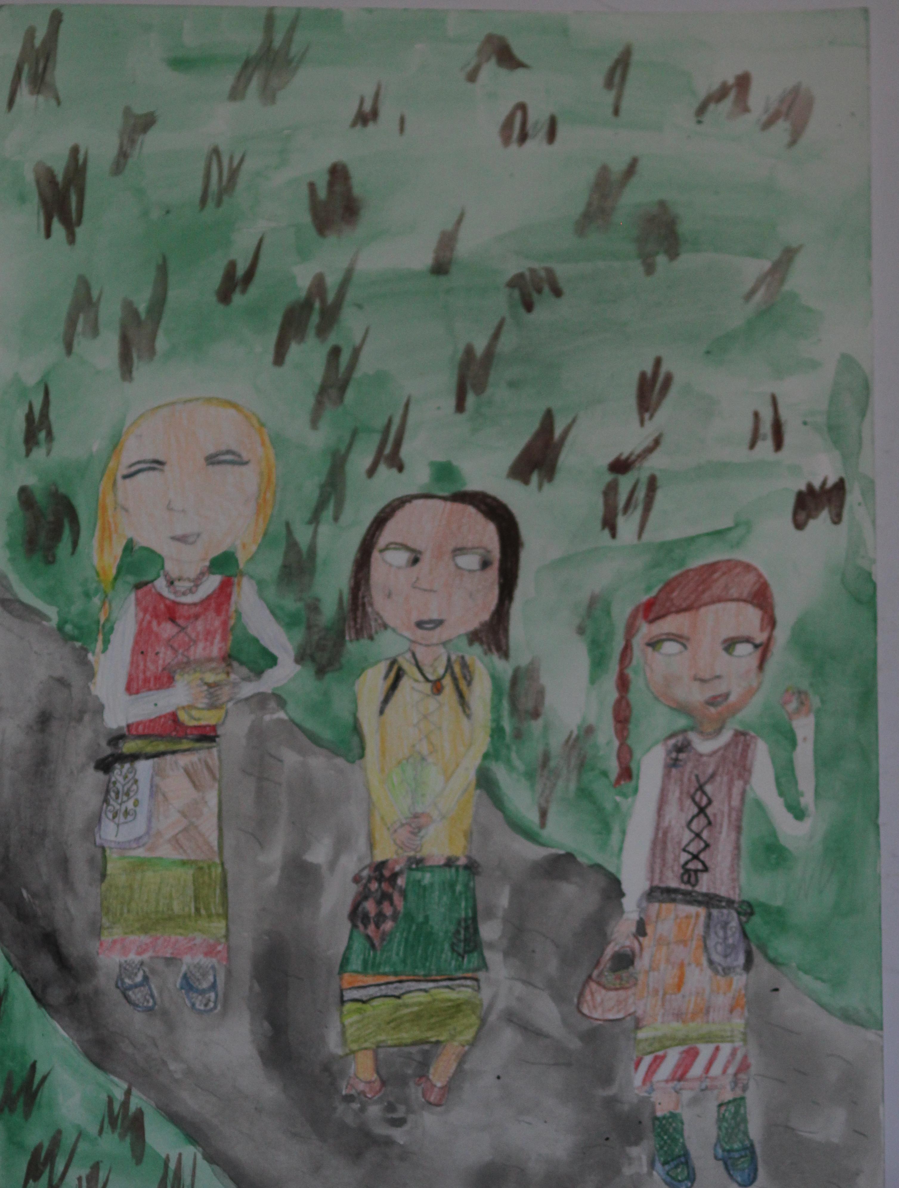Lukrecija Balbieriūtė, 10 metų, Klaipėda