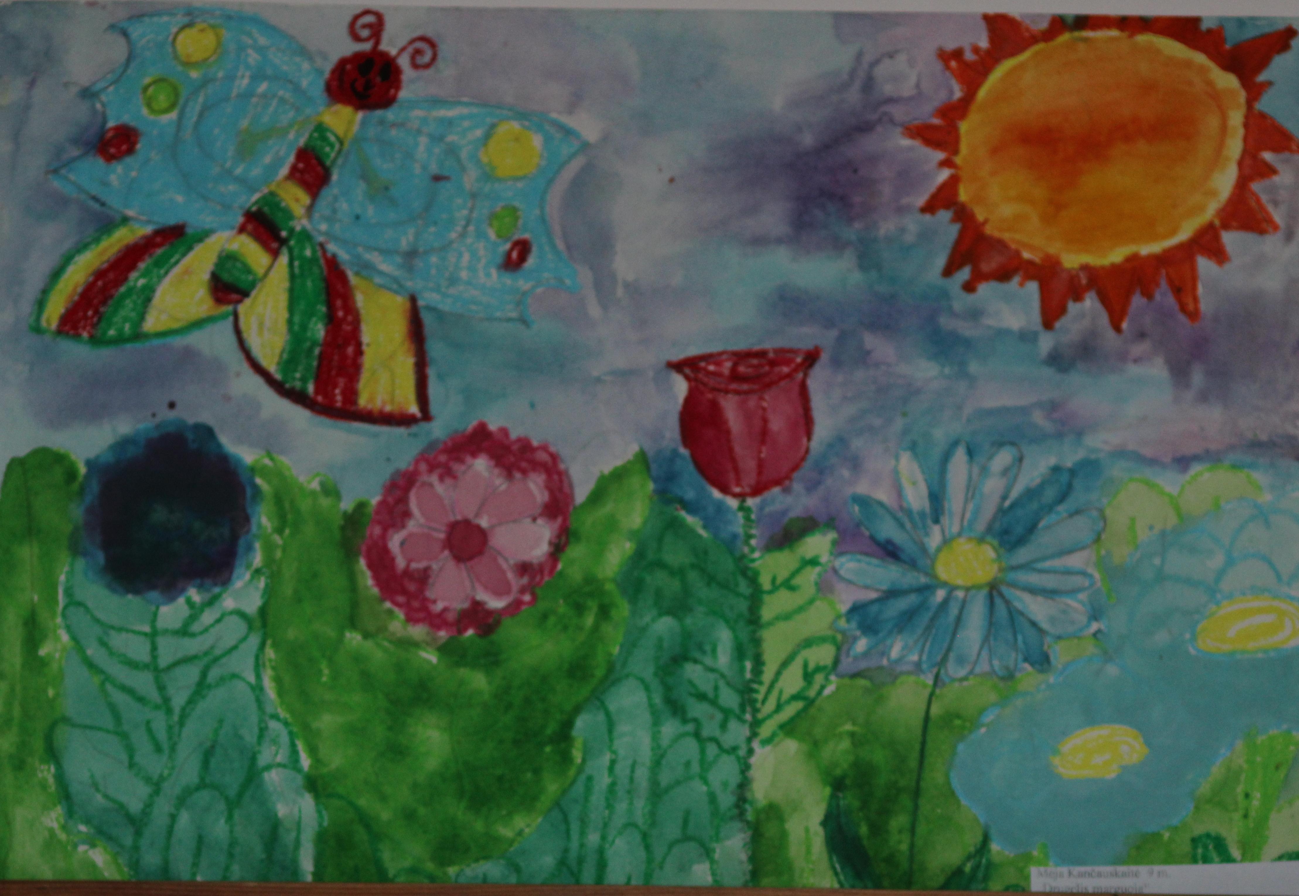Mėja Kančauskaitė, 9 metai, Šiauliai