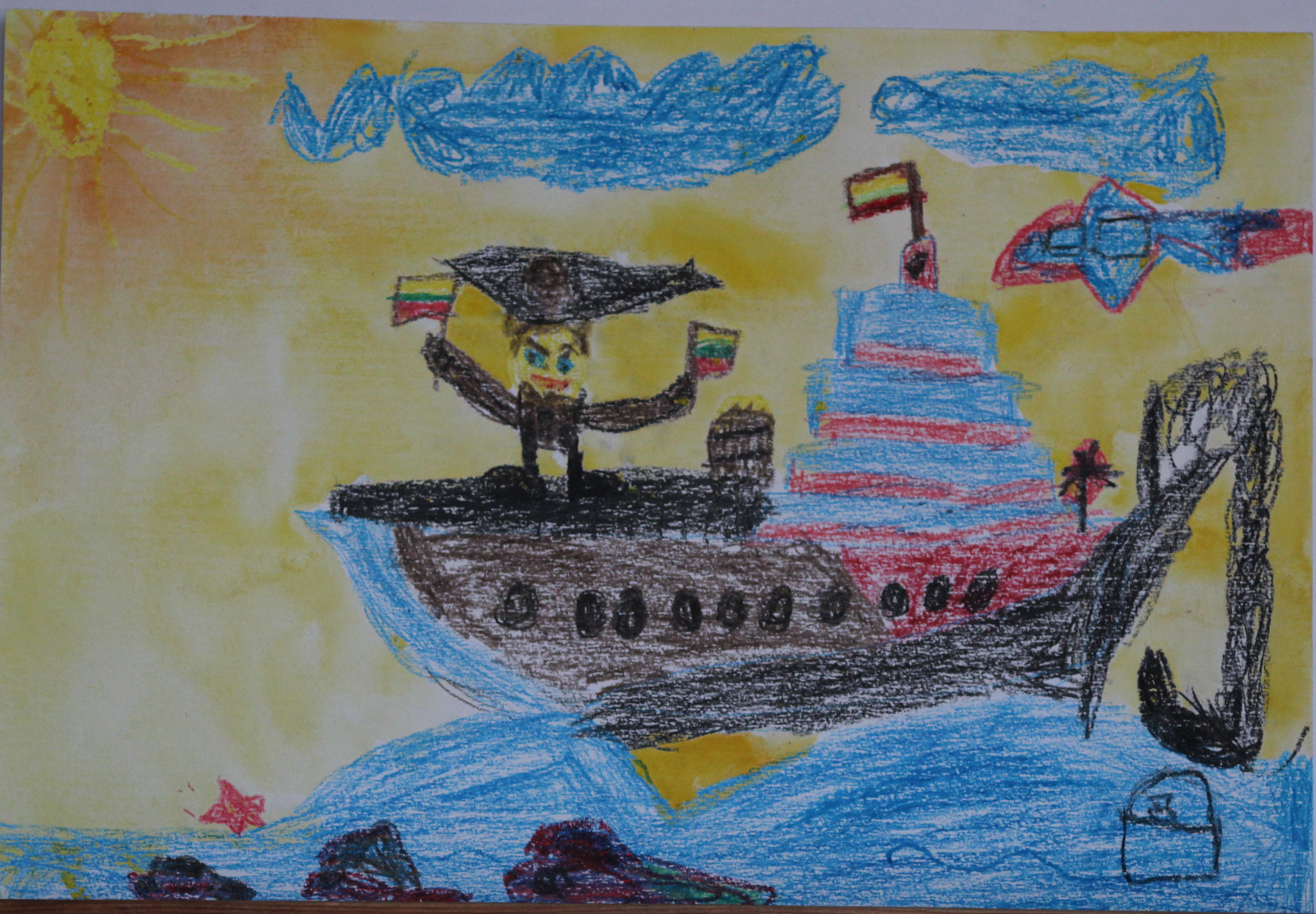 Mantas Sragauskas, 6 metai, Klaipėda