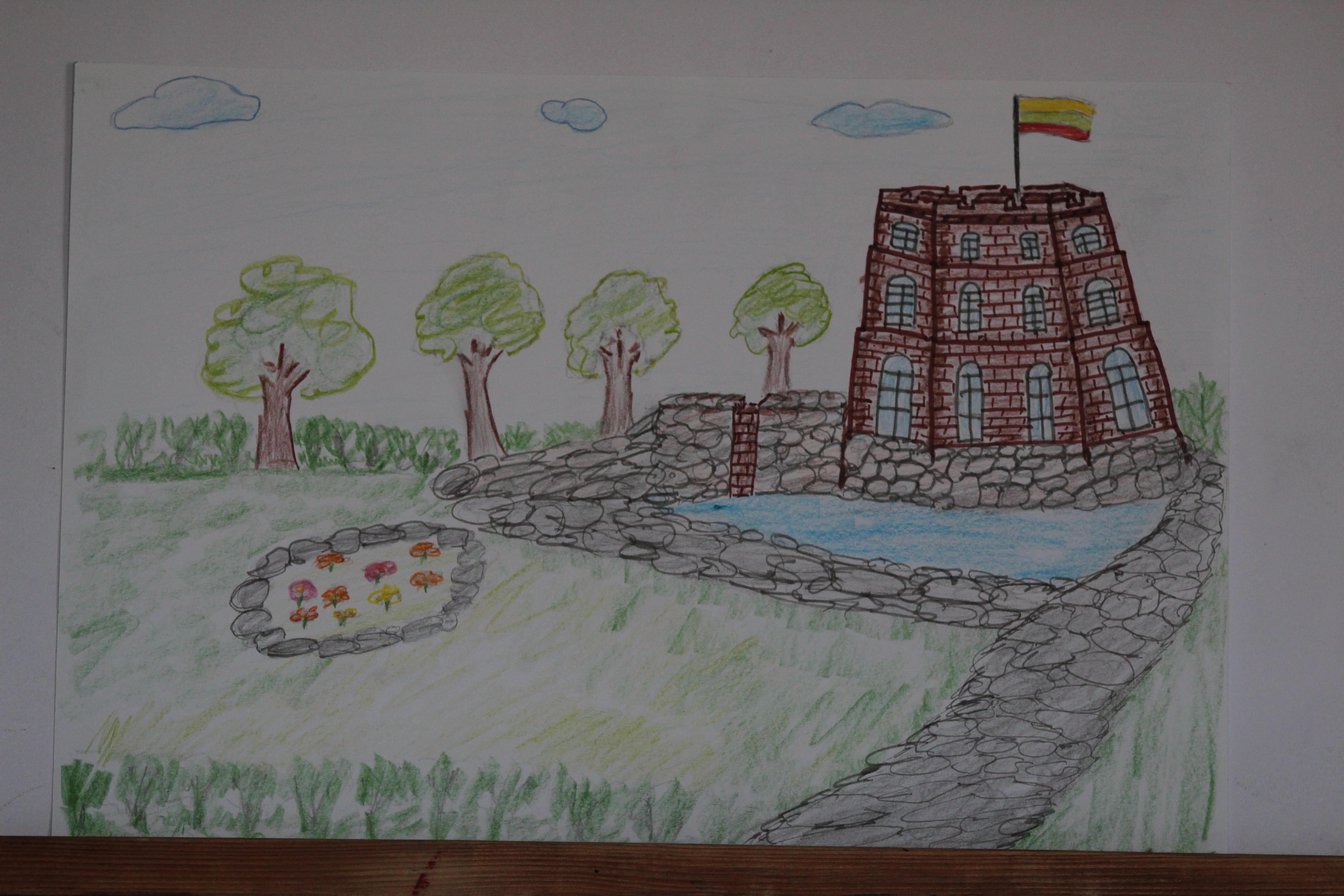 Marina Štrois, 7 metai, Klaipėda