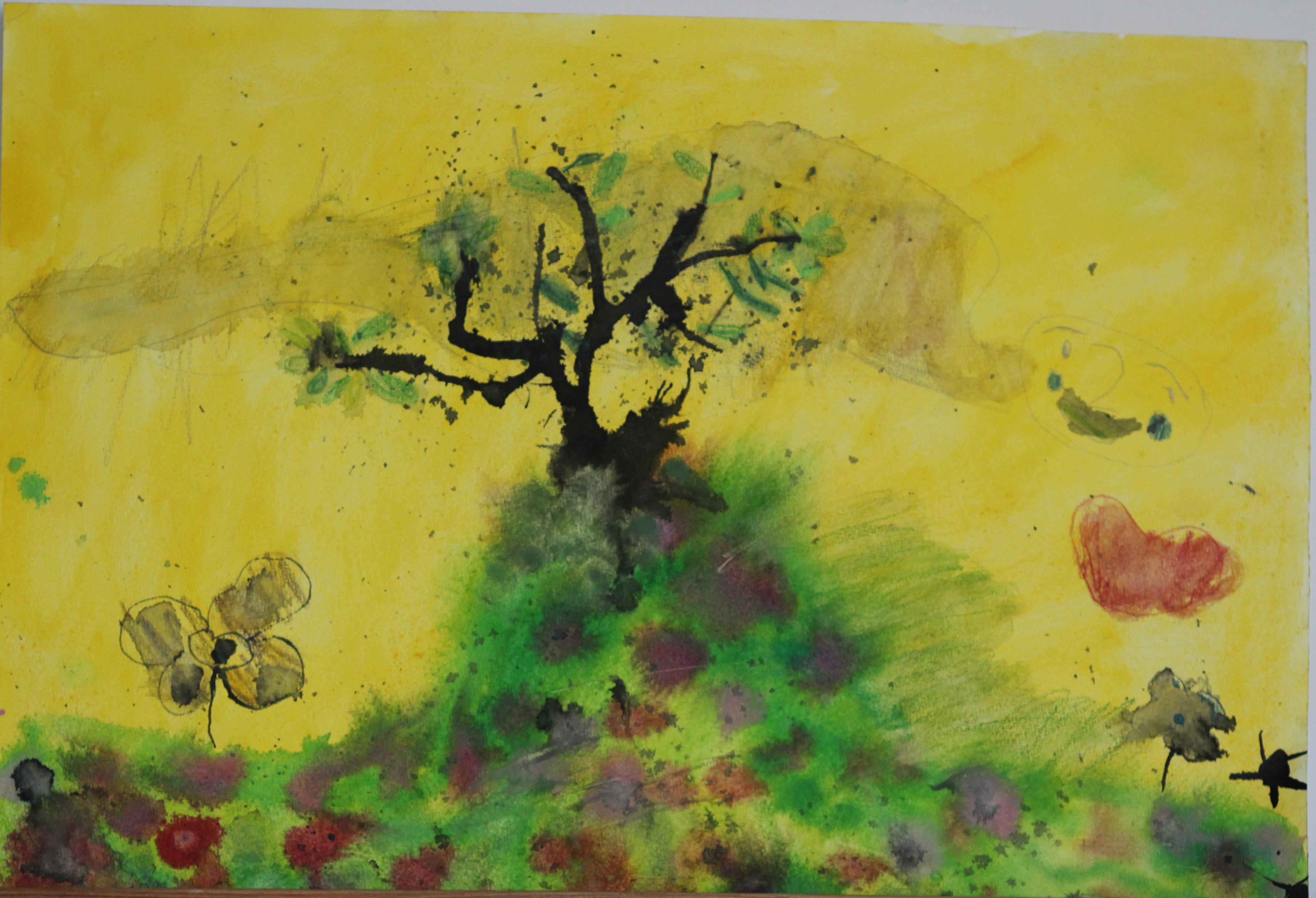 Meda Abrutytė, 6 metai, Plungės raj., Plateliai
