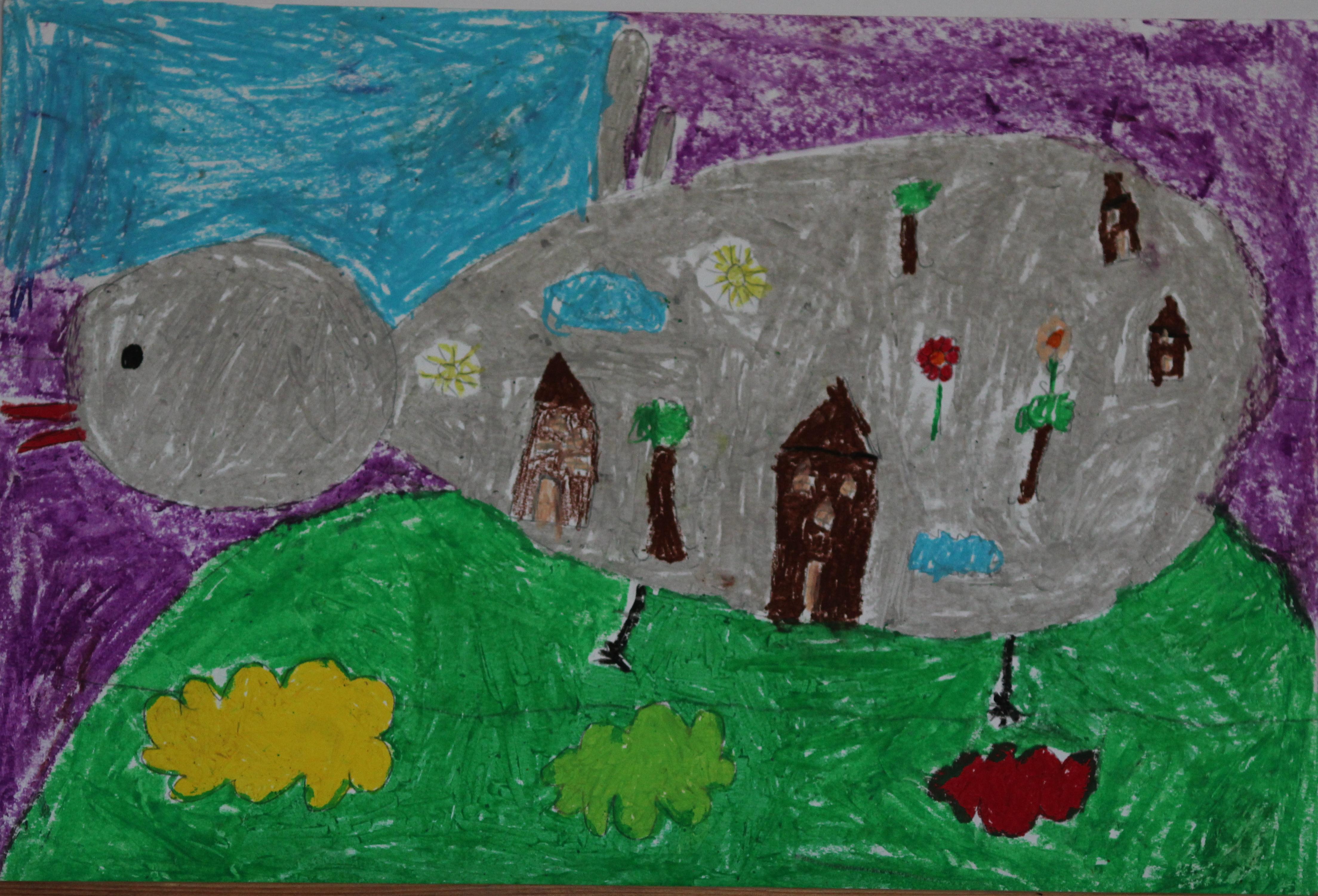 Meda Ostreanicaitė, 7 metai, Klaipėda