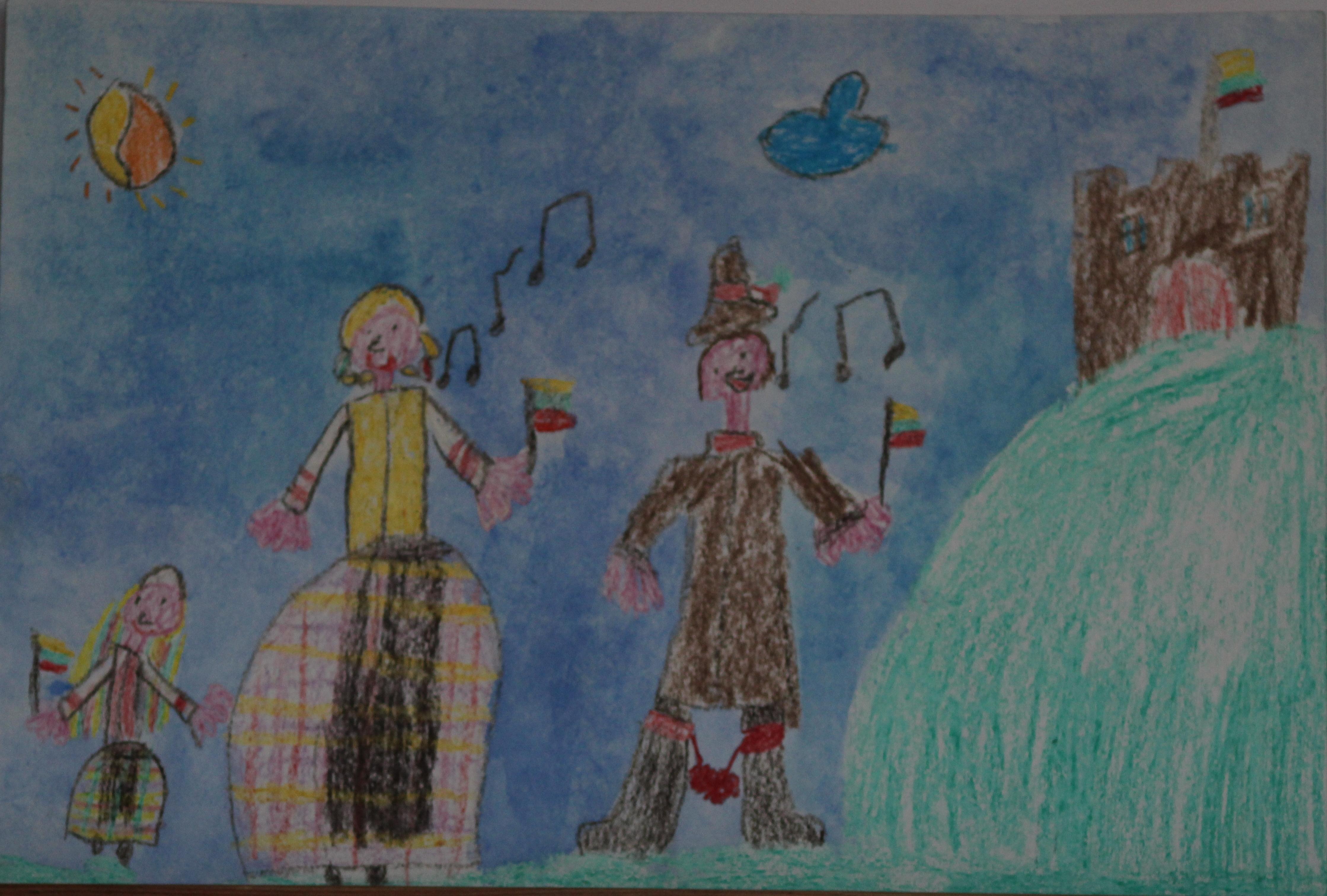 Morta Rimkutė, 6 metai, Klaipėda