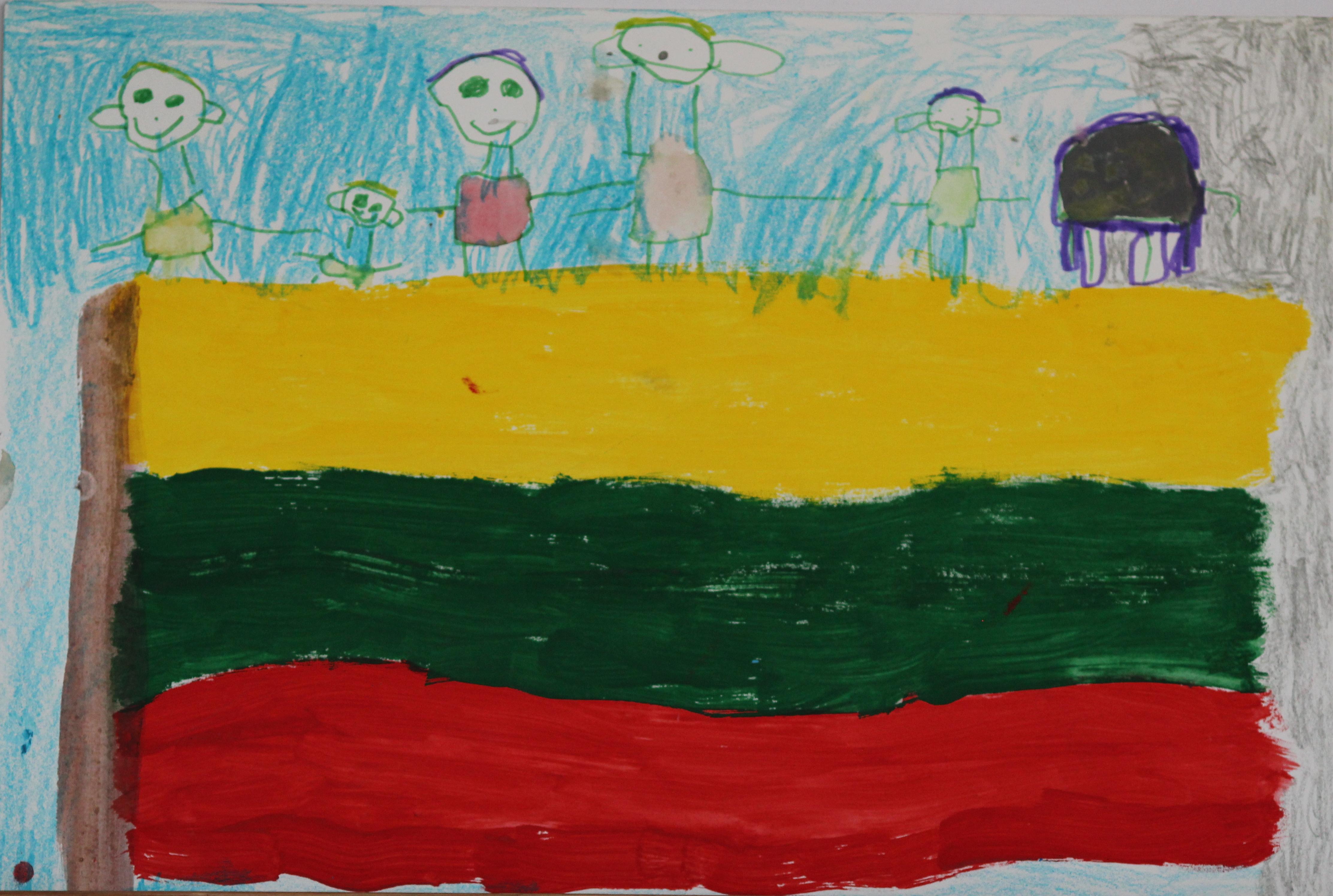 Natanielis Simanynas, 4 metai, Klaipėda