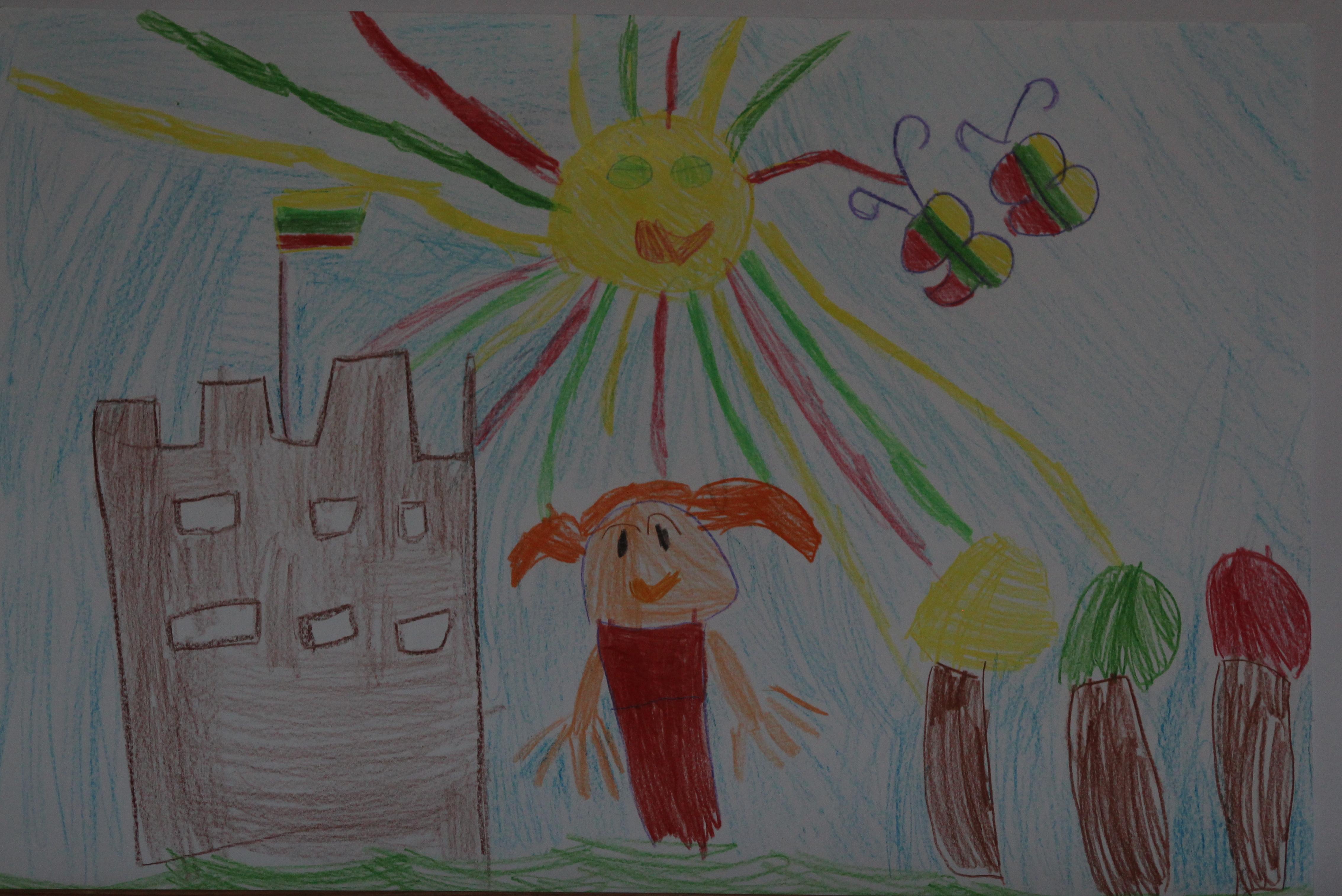 Radvilė Plaipaitė, 4 metai, Šiauliai