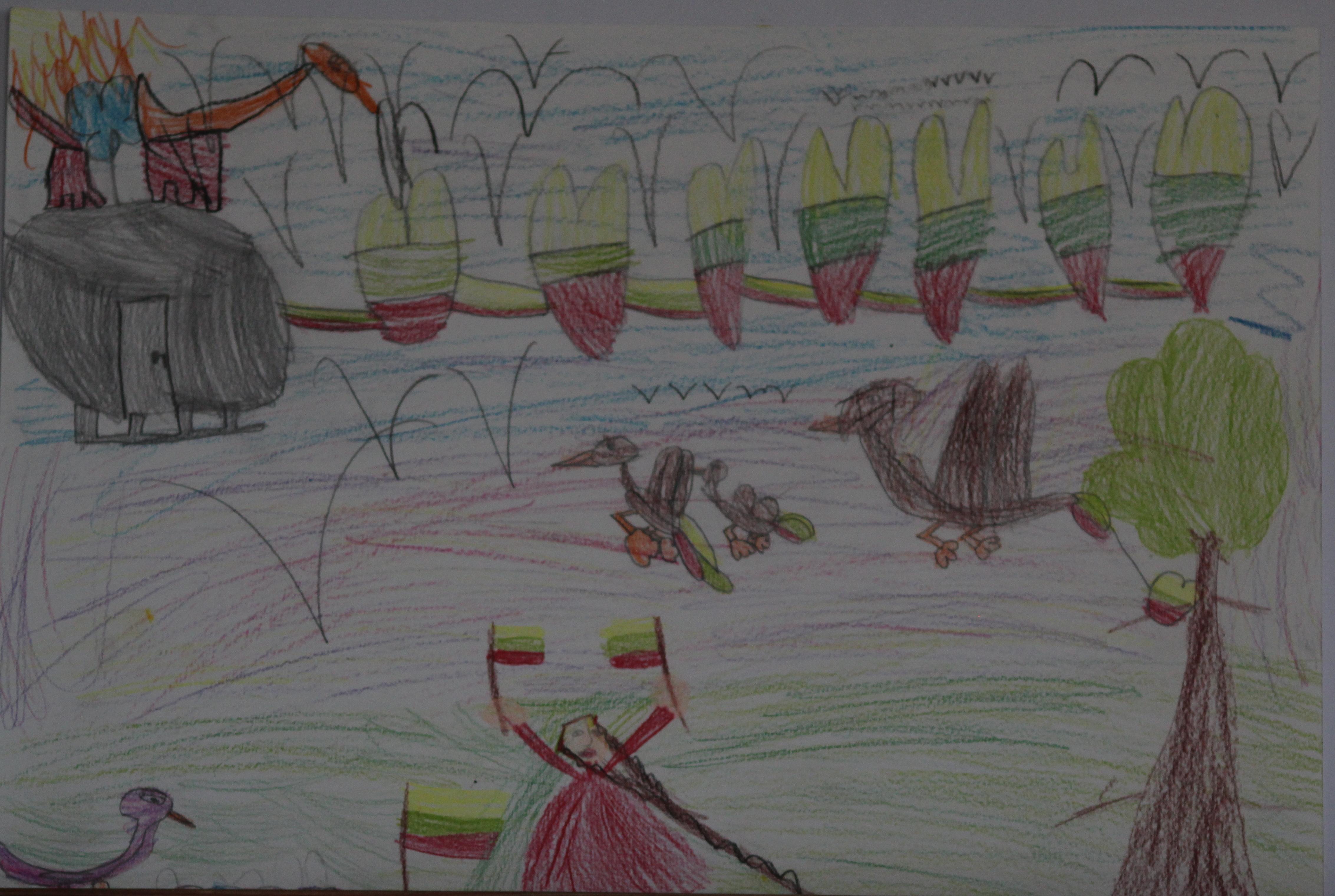 Skaistė Rimkutė, 6 metai, Klaipėda