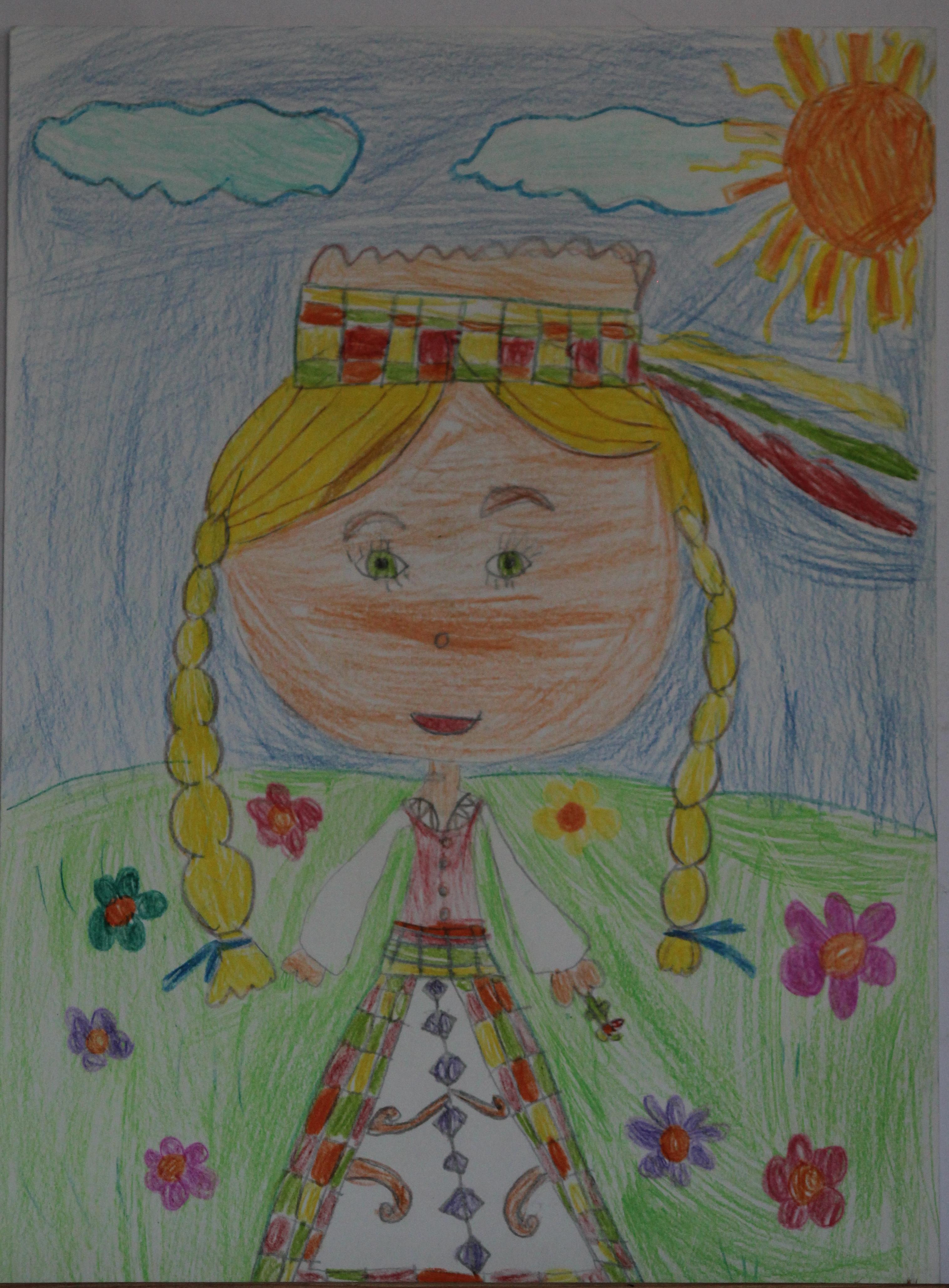 Smiltė Germanavičiūtė, 7 metai, Šiauliai