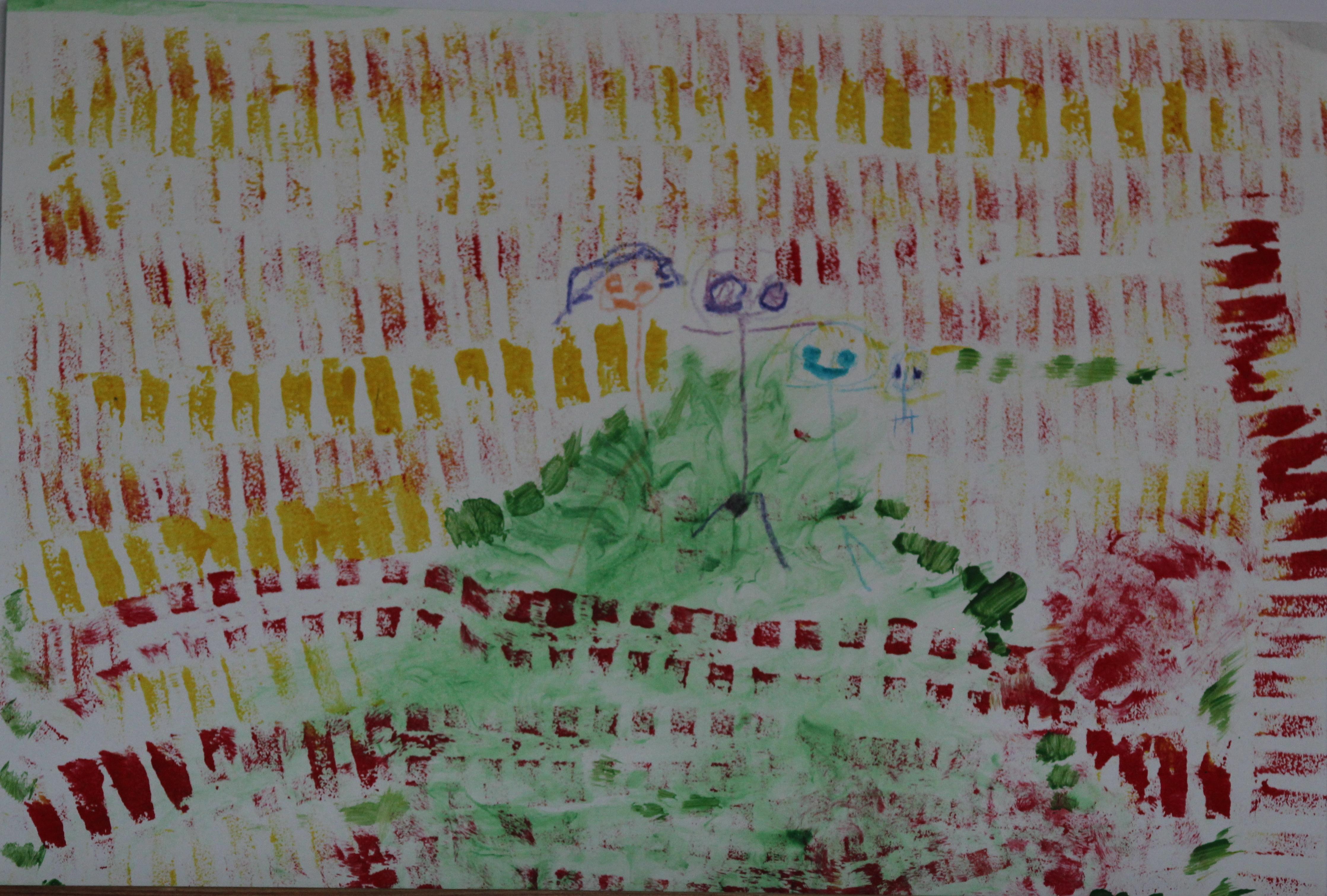 Tautvydas Kuodis, 5 metai, Papilė