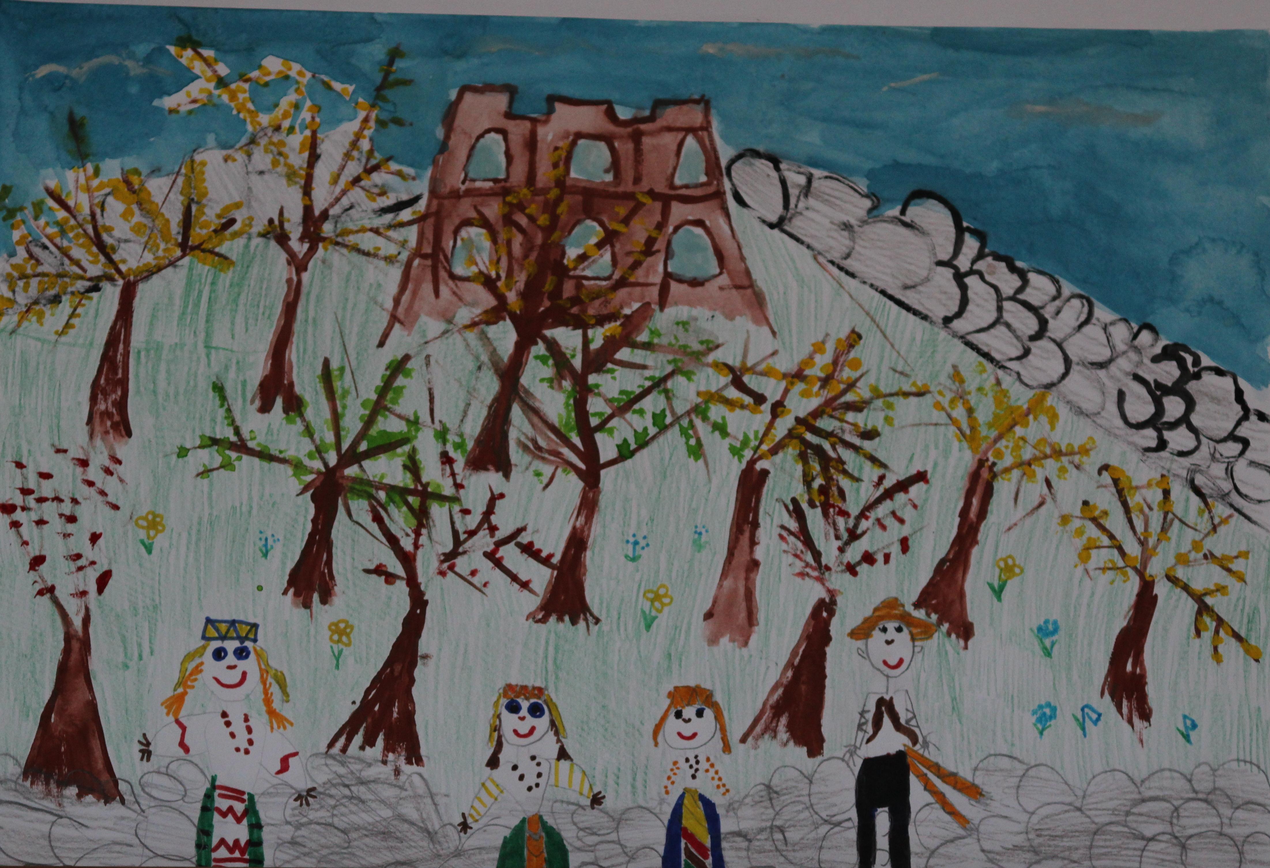 Ugnė Gandžiarauskaitė, 6 metai, Klaipėda