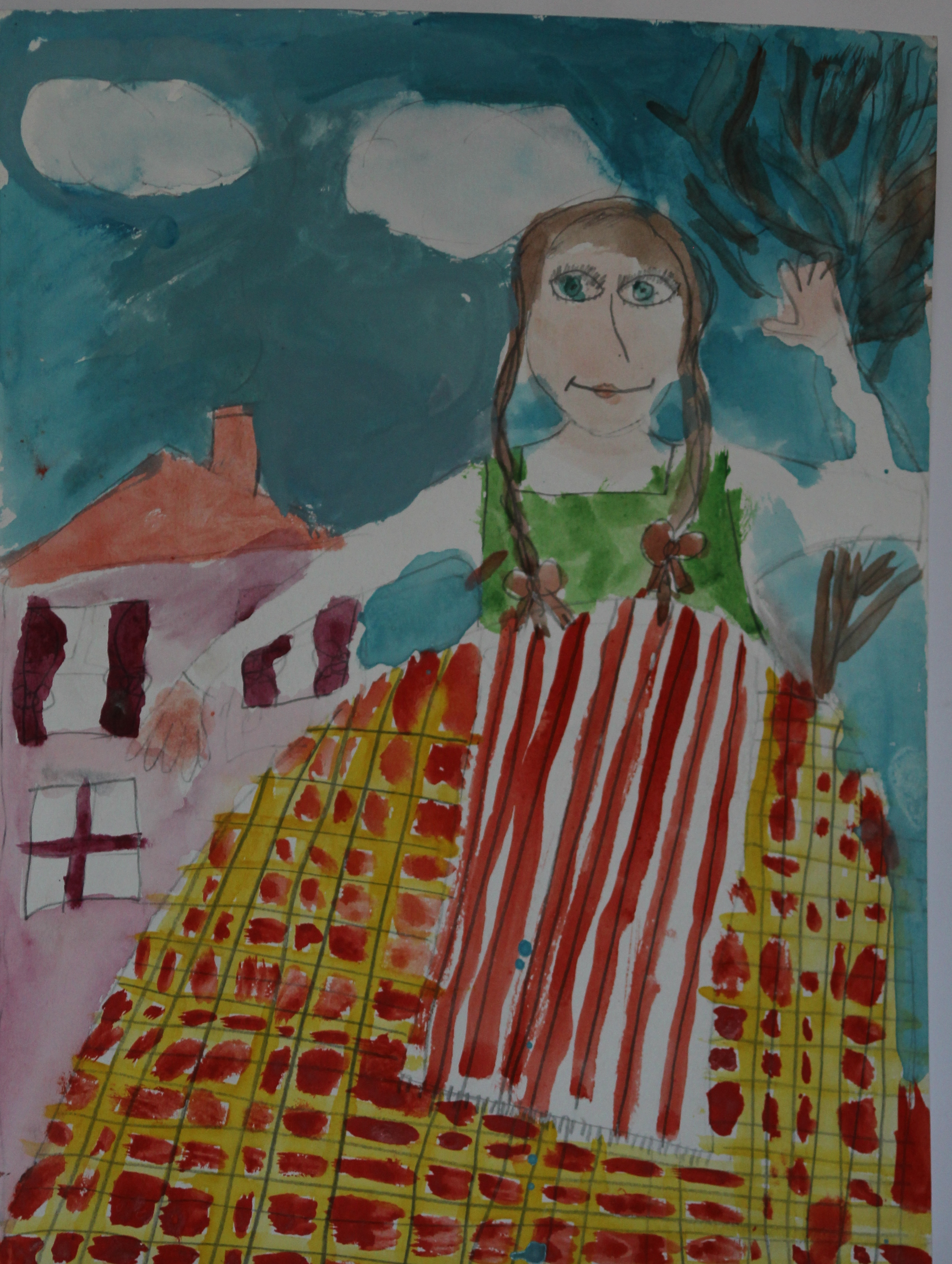 Ugnė Garmutė, 8 metai, Pagėgiai