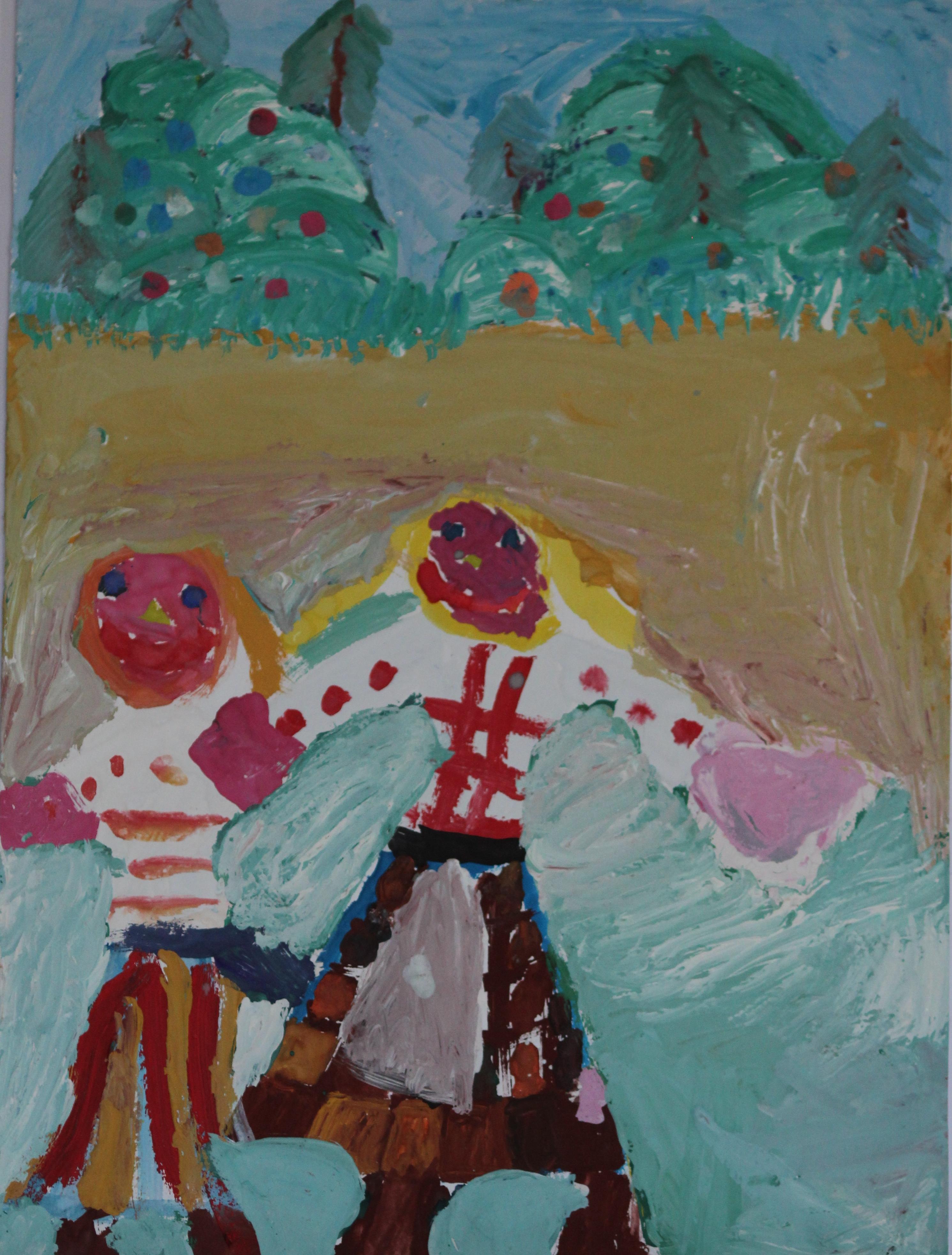 Ugnė Razmaitė, 6 metai, Klaipėda