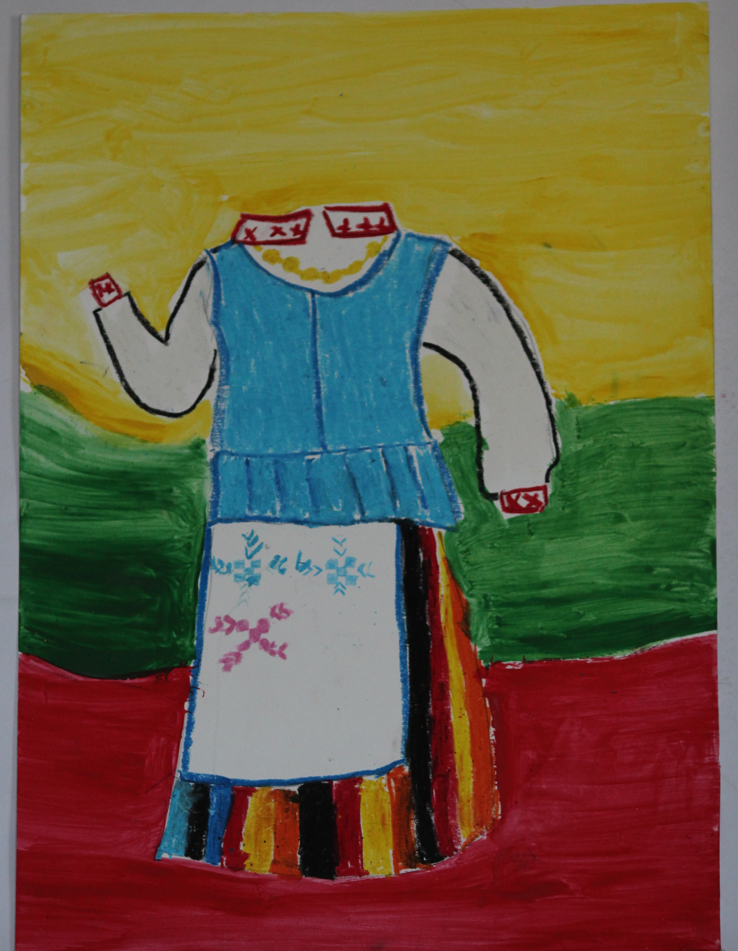Urtė Noreikytė, 5 metai, Akmenė