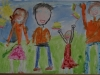Akvilė Mockutė, 6 metai, Šiauliai