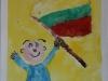 Gabija Galinytė, 4 metai, Kretingos raj., Kūlupėnai