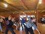 Pirmoji šokio stovykla