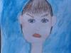581  Ignas Kisielis. 9 m., Mamos portretas