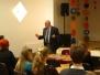 Susitikimas su Europos Parlamento nariu A. Saudargu