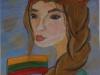 Karolina Kelpšaitė, 15 metų