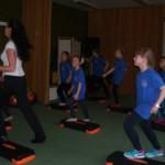 Step aerobika-pradedantiesiems 3-Atvira pamoka