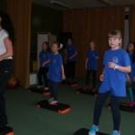 Step aerobika-pradedantiesiems 4-Atvira pamoka-