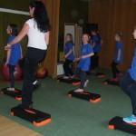 Step aerobika-pradedantiesiems-Atvira pamoka 2