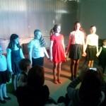 Spektaklis Raudona suknele 1
