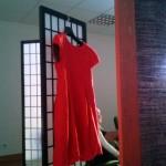 Spektaklis Raudona suknele 2