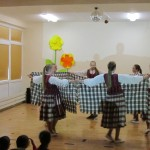 Raseinių Šaltinio progimnazijos šokėjos