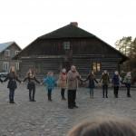 šokiai rumšiškių muziejuje
