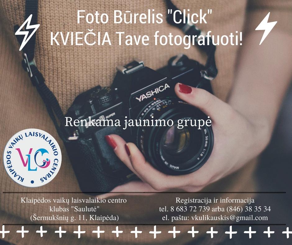 Foto burelis Click
