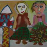Aira Neverdauskaitė, 9 metai, Tauragė, I vieta